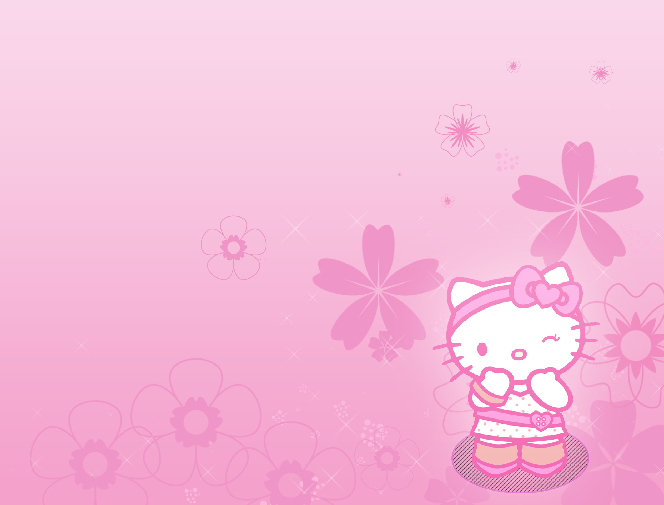 Hello Kitty Wallpaper Pictures 66 Images