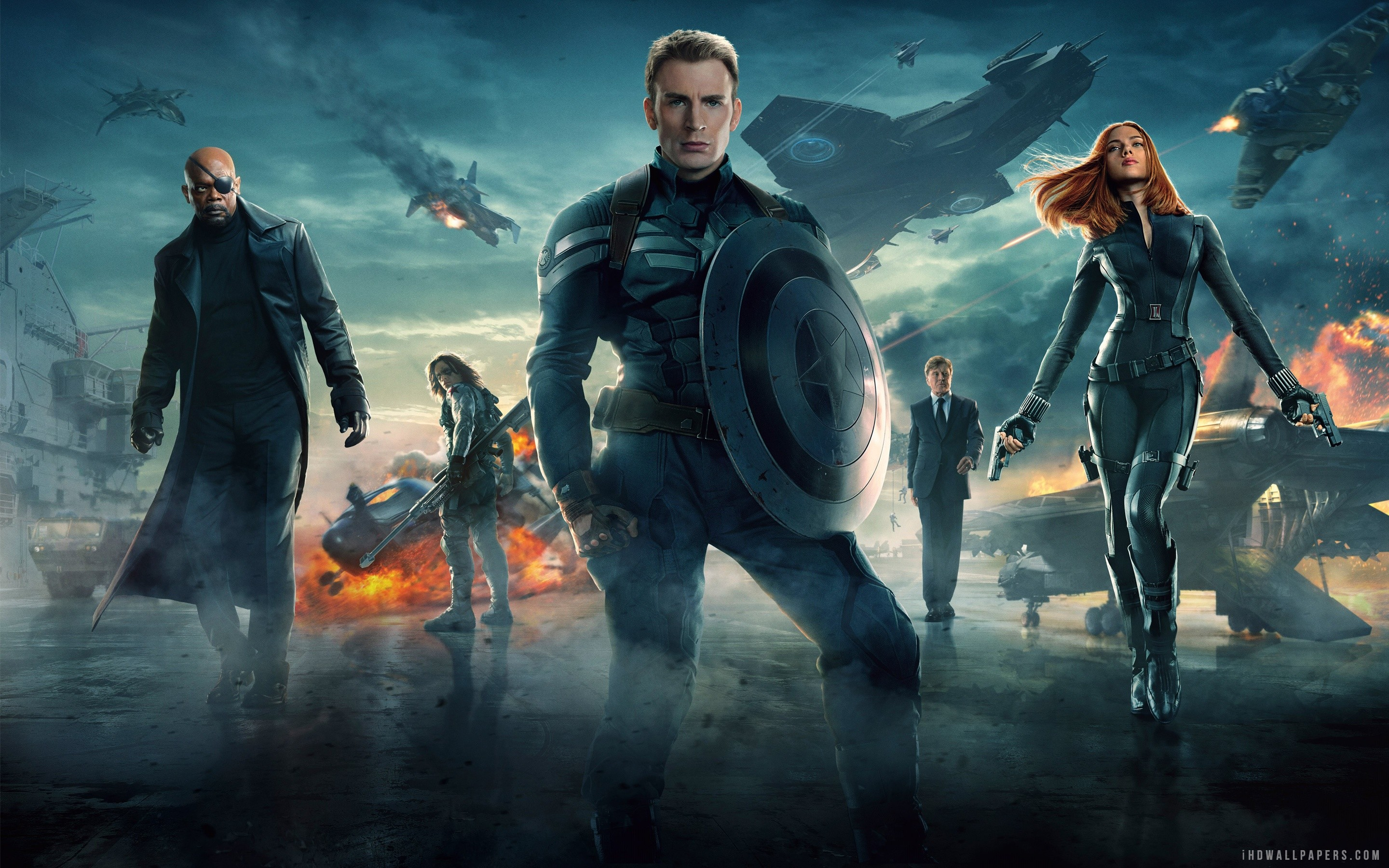 2880x1800 Captain America images Captain America: Winter Soldier HD wallpaper and  background photos