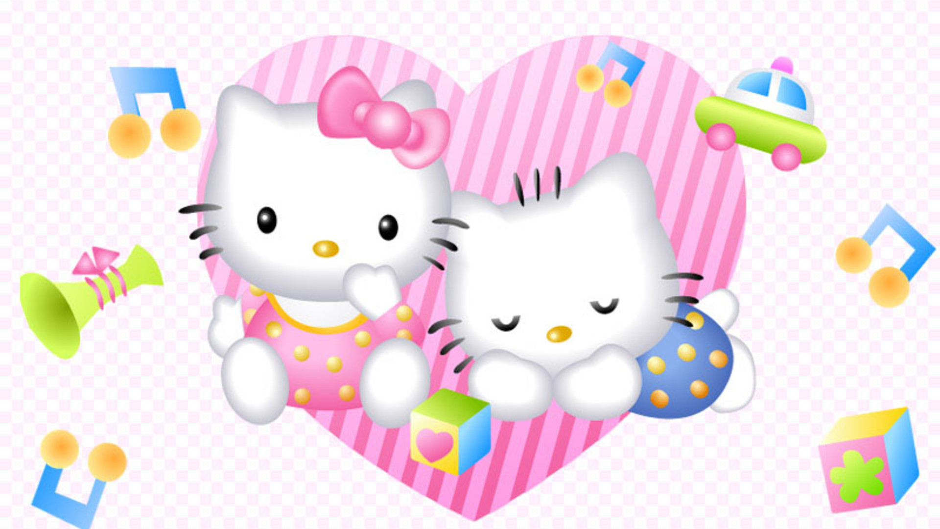 1920x1080 Hello Kitty Wallpapers