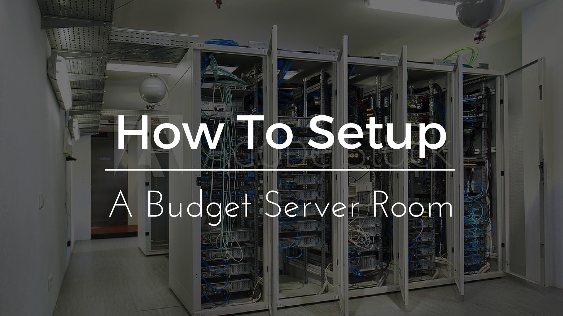 Server Room Cooling Requirements Calculator