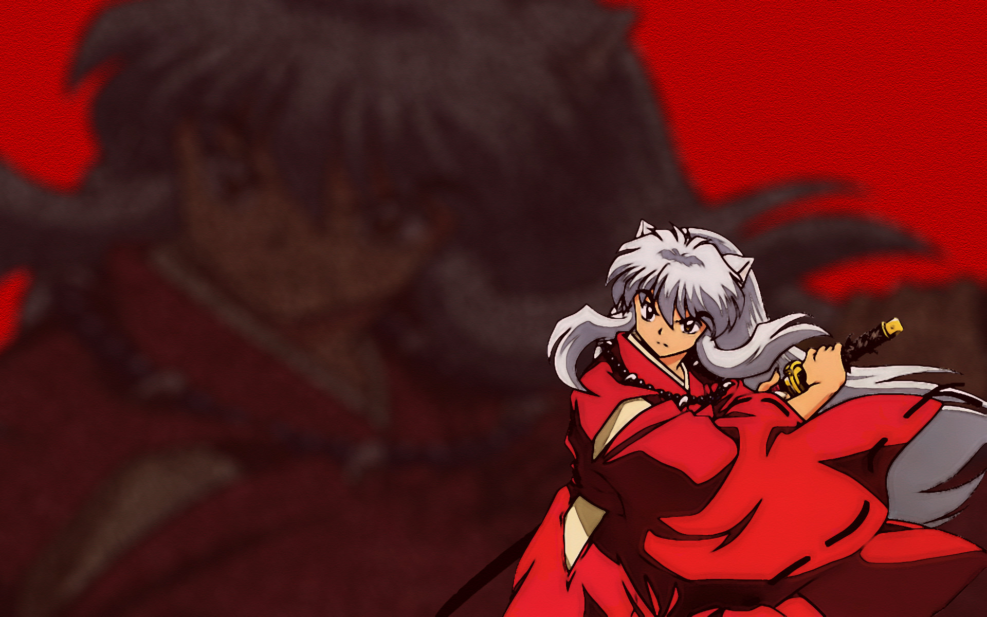 1920x1200 InuYasha Wallpaper 27 - 1920 X 1200