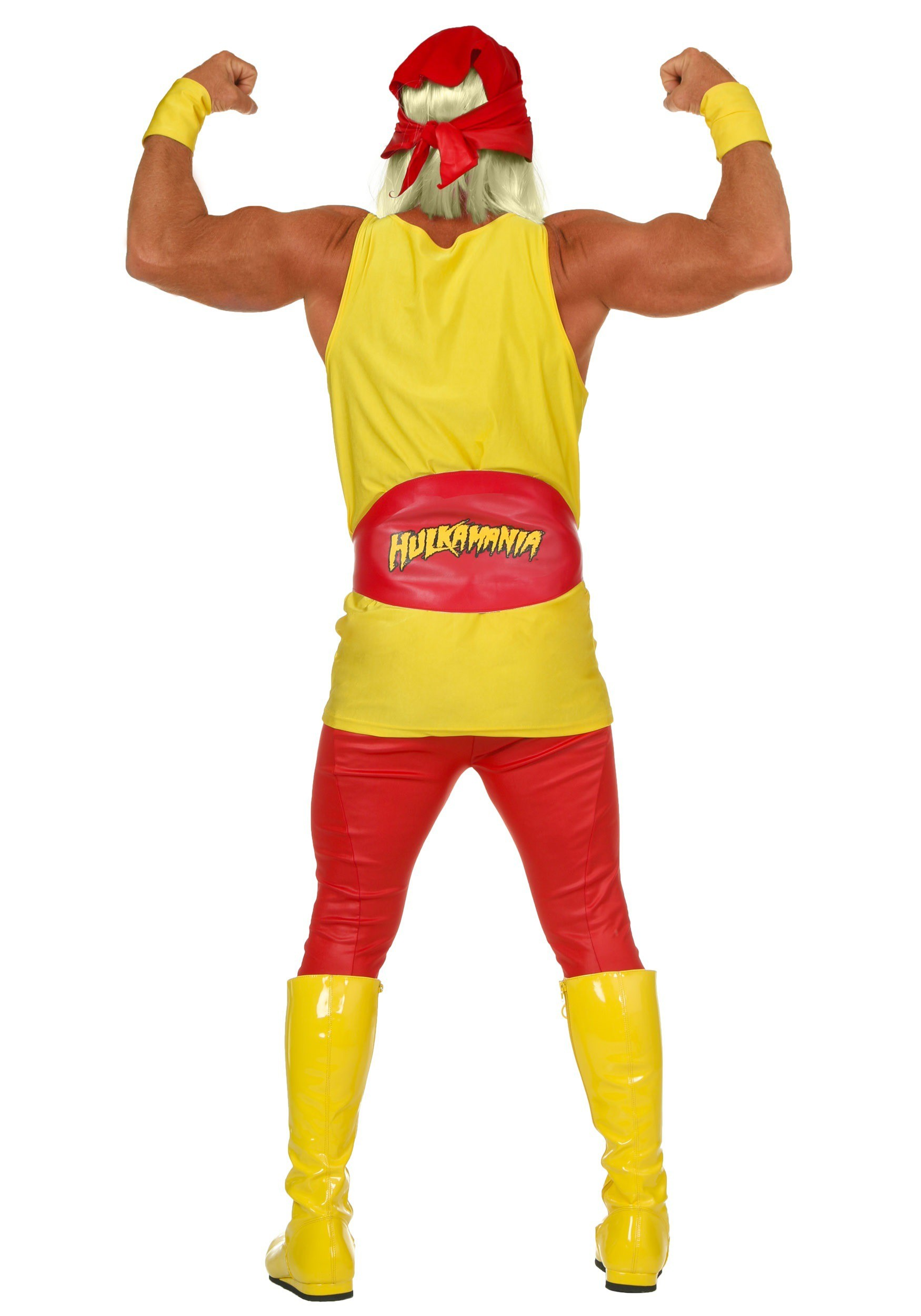 best hulk hogan costume