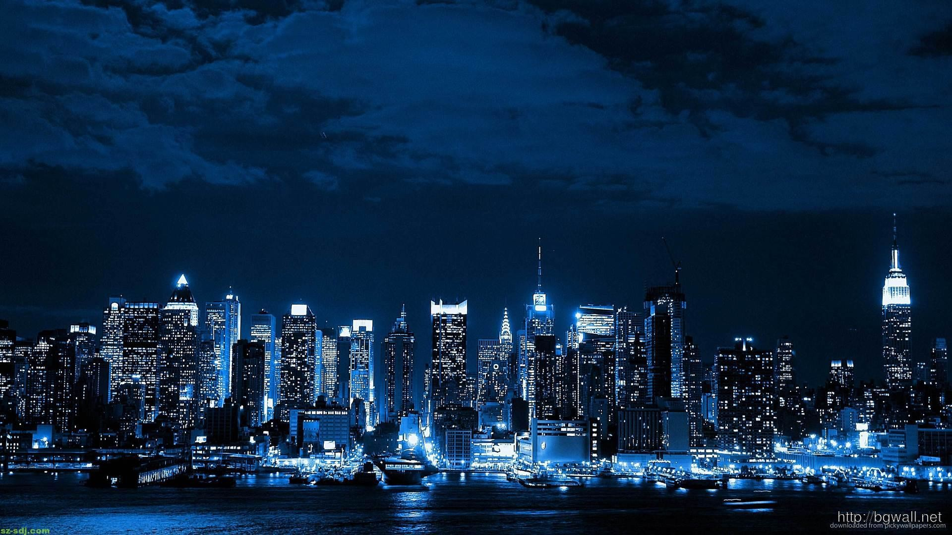 Night City Wallpaper 69 Images
