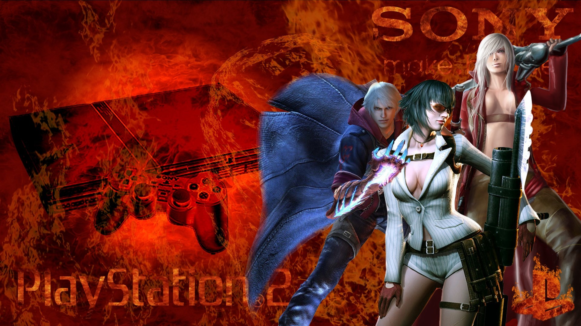 devil may cry anime wallpaper 65 images