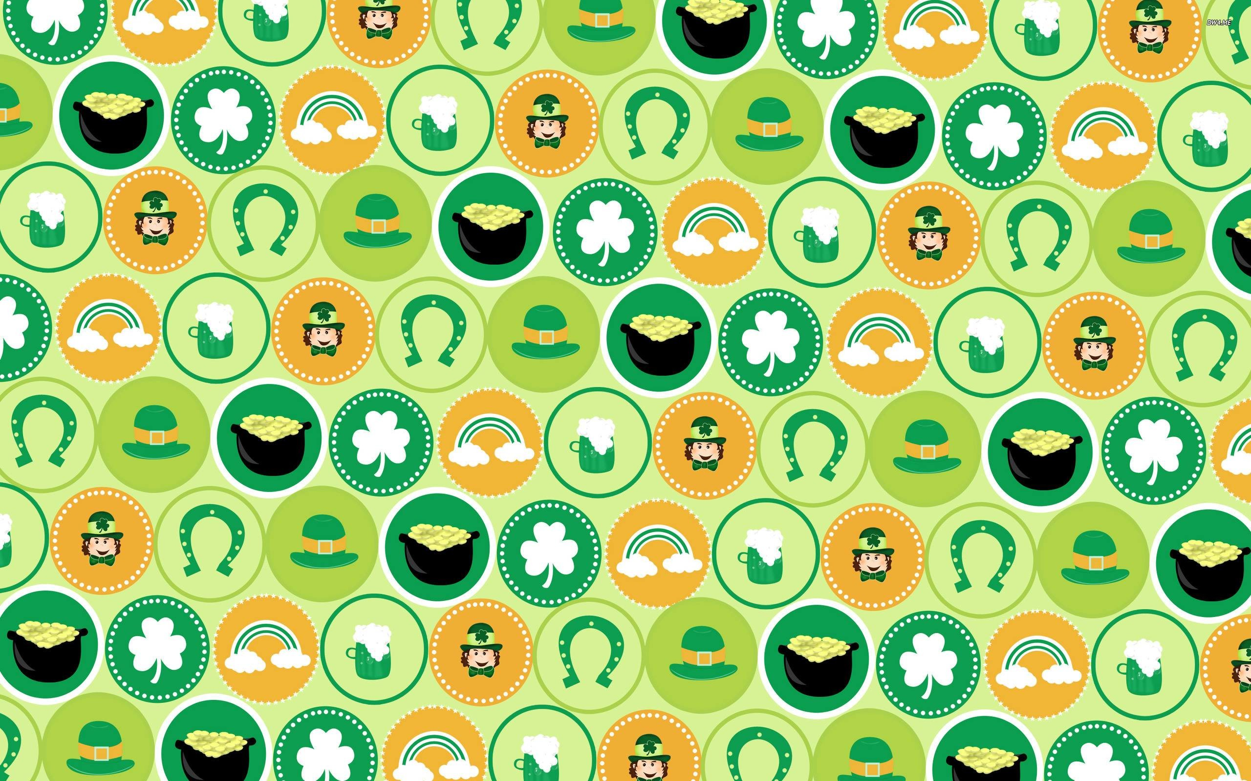 2560x1600 Wallpapers For > St Patricks Day Wallpaper Rainbow