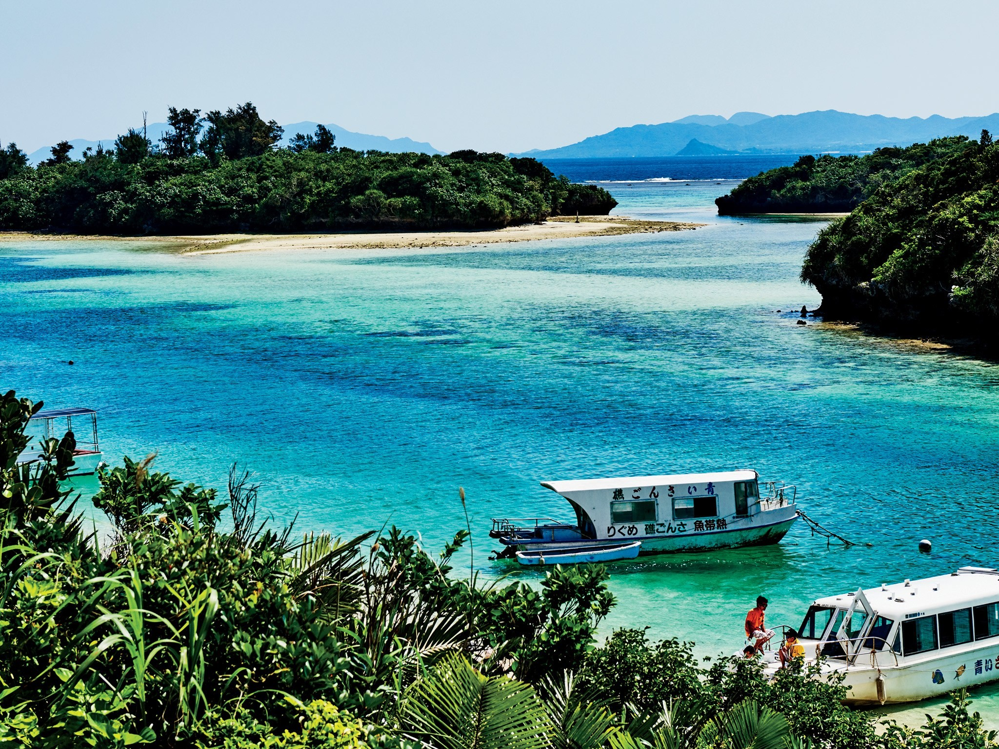 2048x1536 Japan's Yaeyama Islands: A Beachy Paradise That Rivals the Caribbean -  Condé Nast Traveler