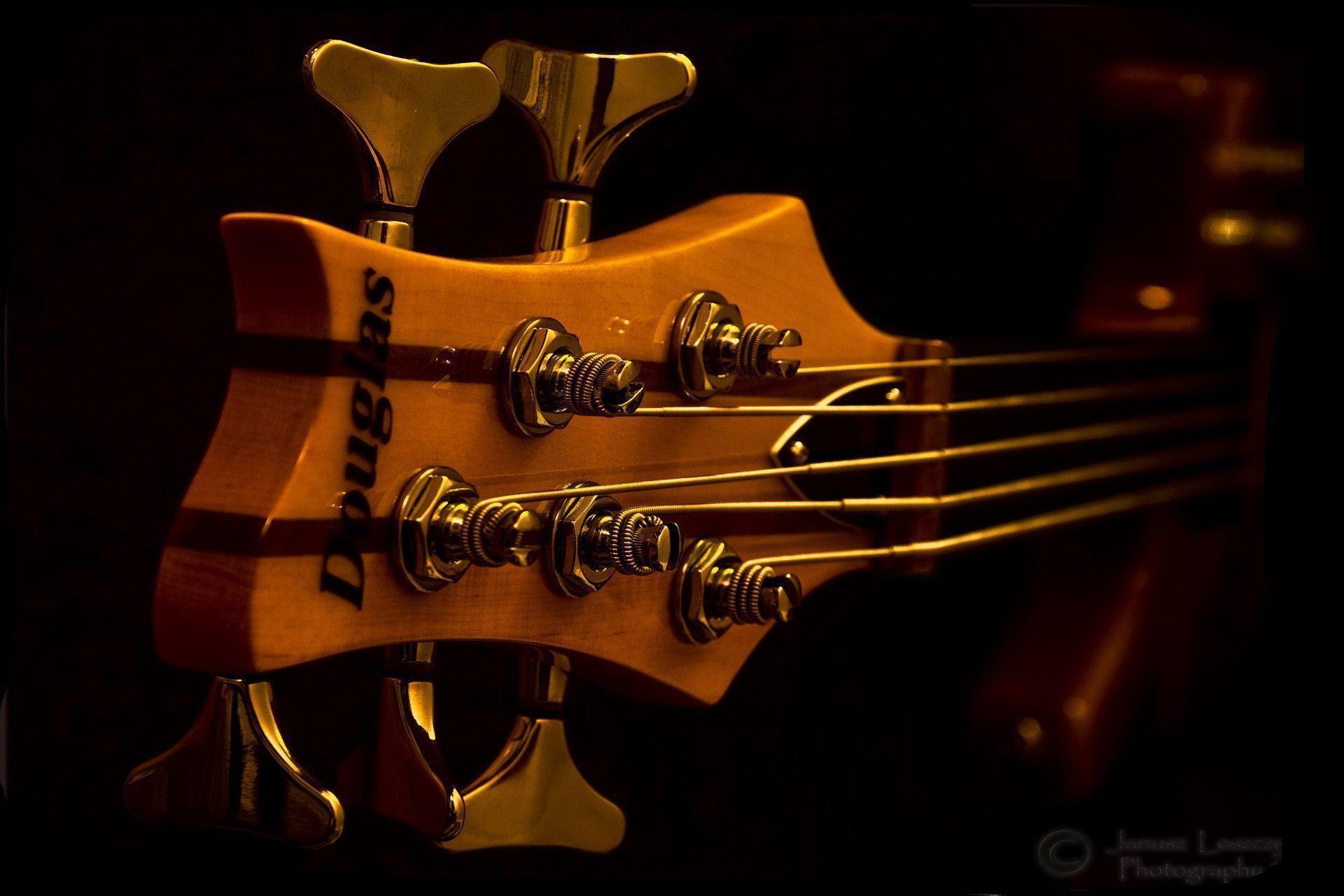 bass guitar wallpaper â hd wallpaper
