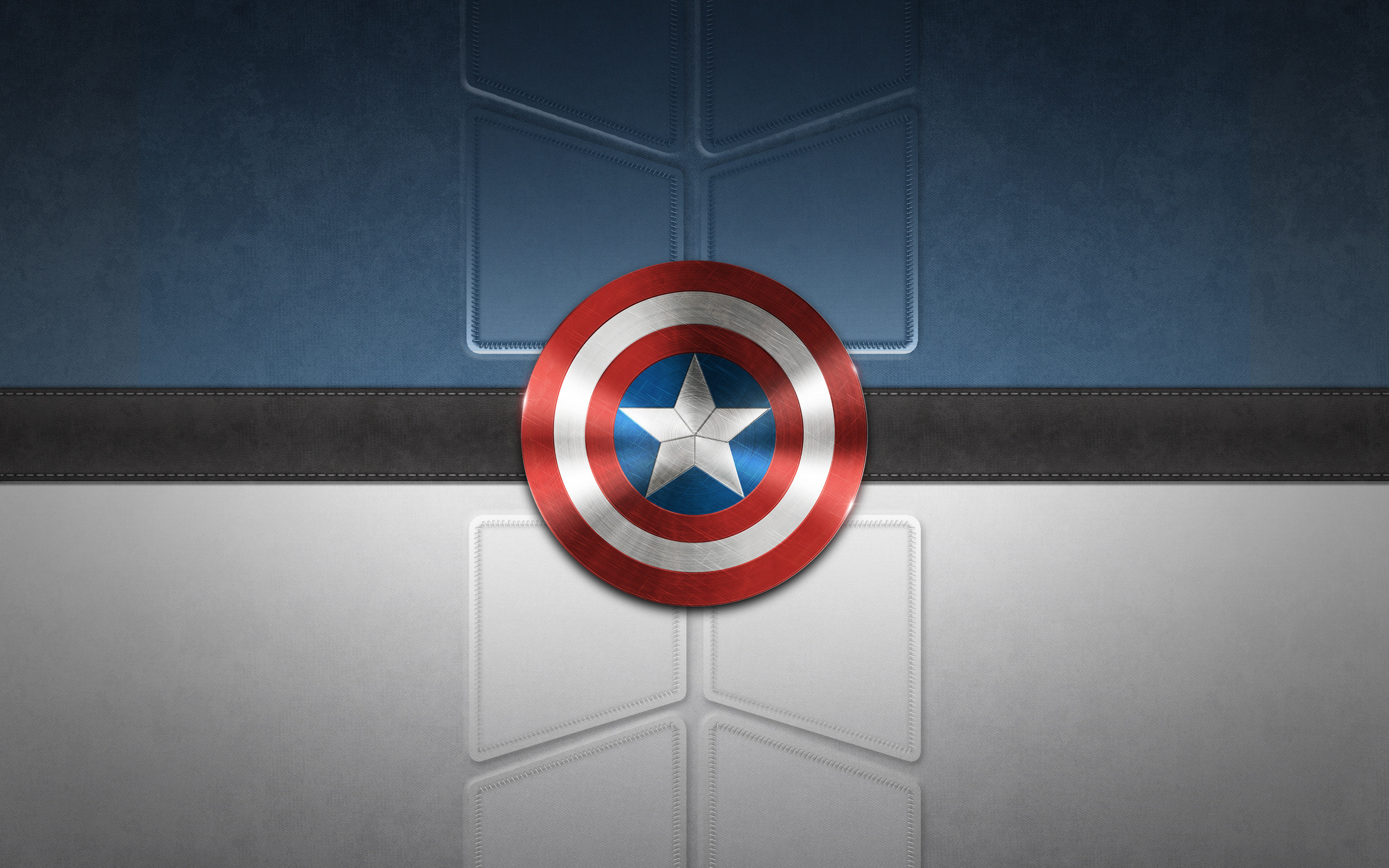 2560x1600 Captain America Wallpaper