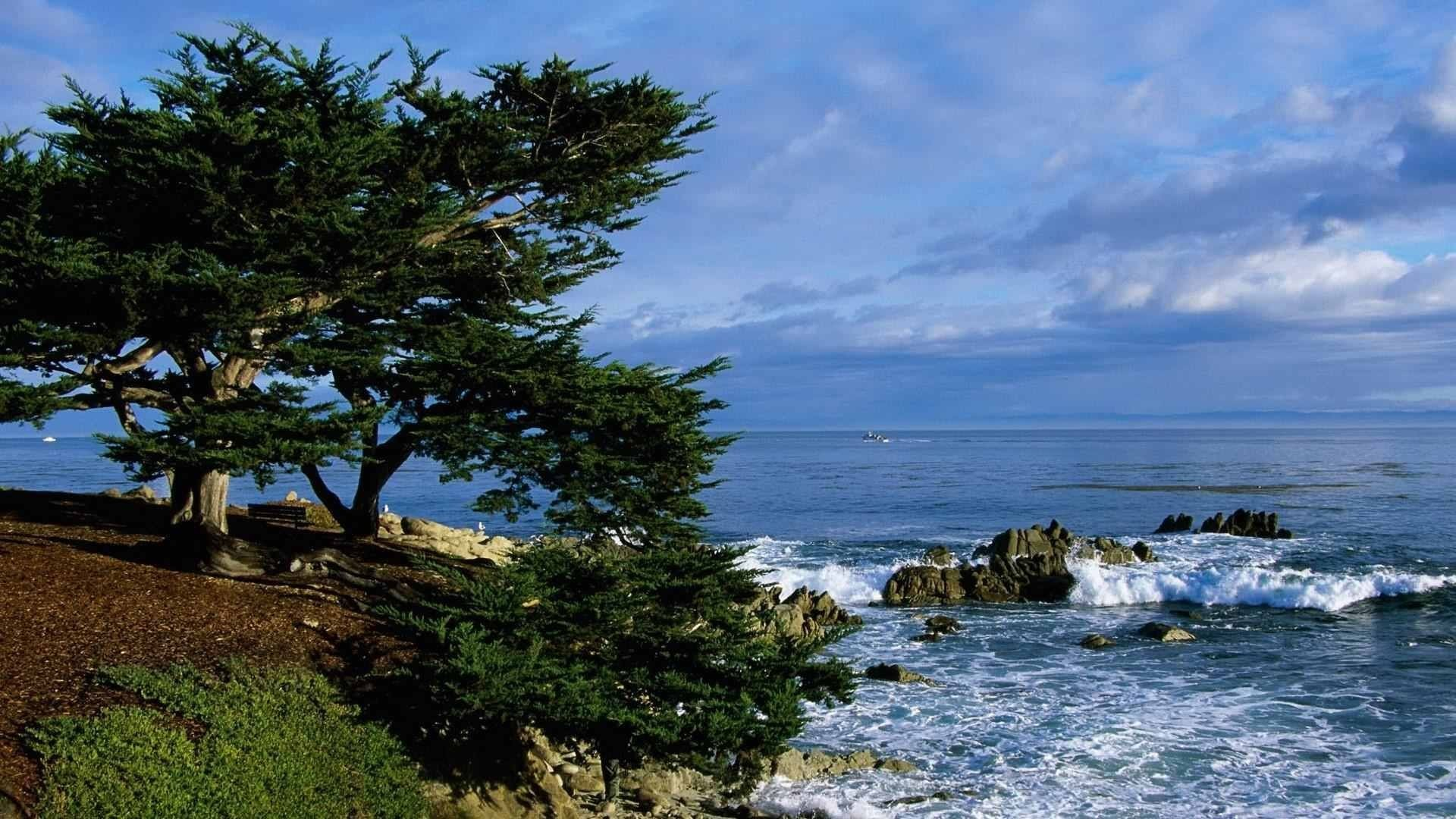 1920x1080 Title. Monterey Bay, California