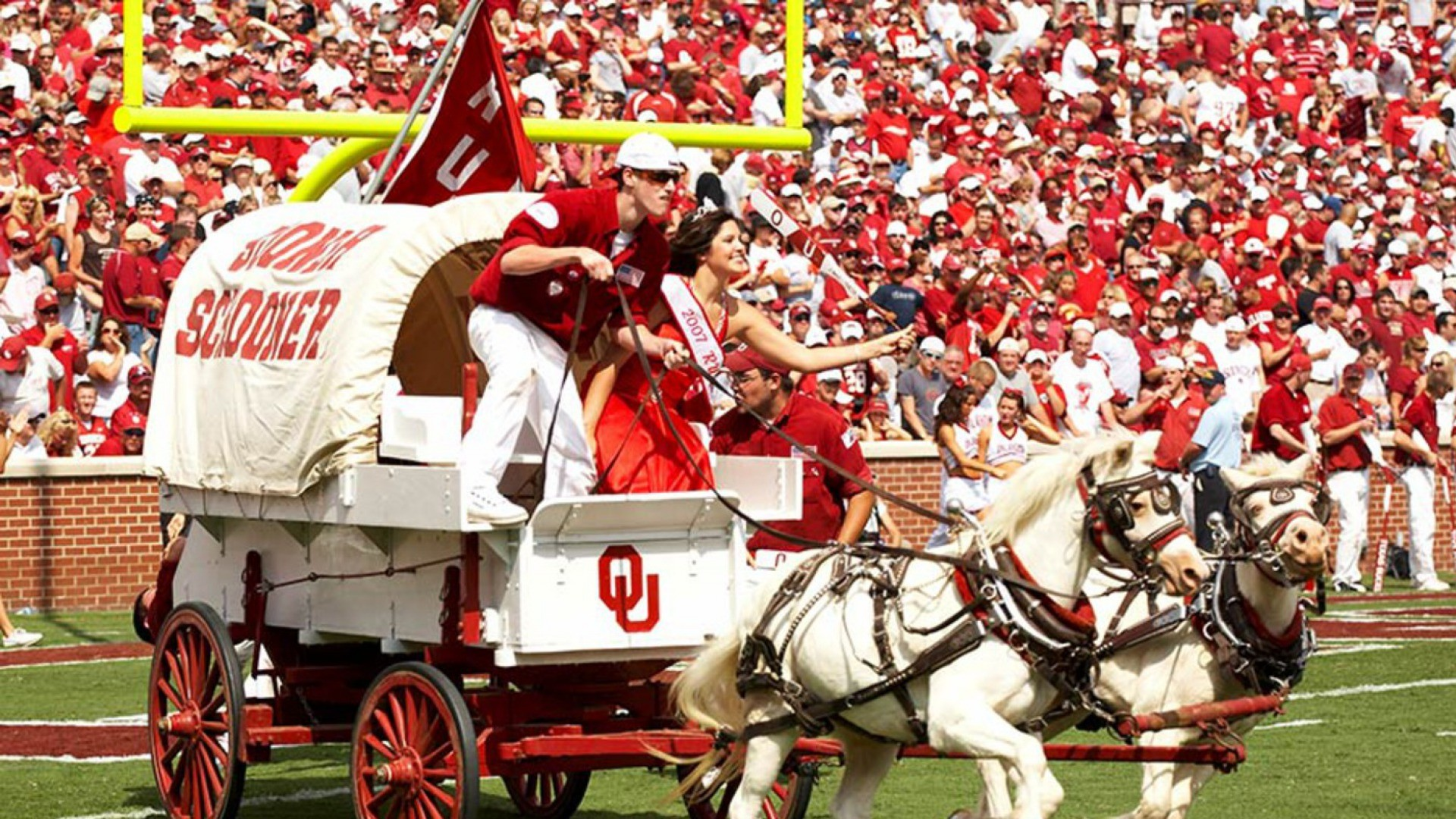 Oklahoma Sooners Wallpaper and