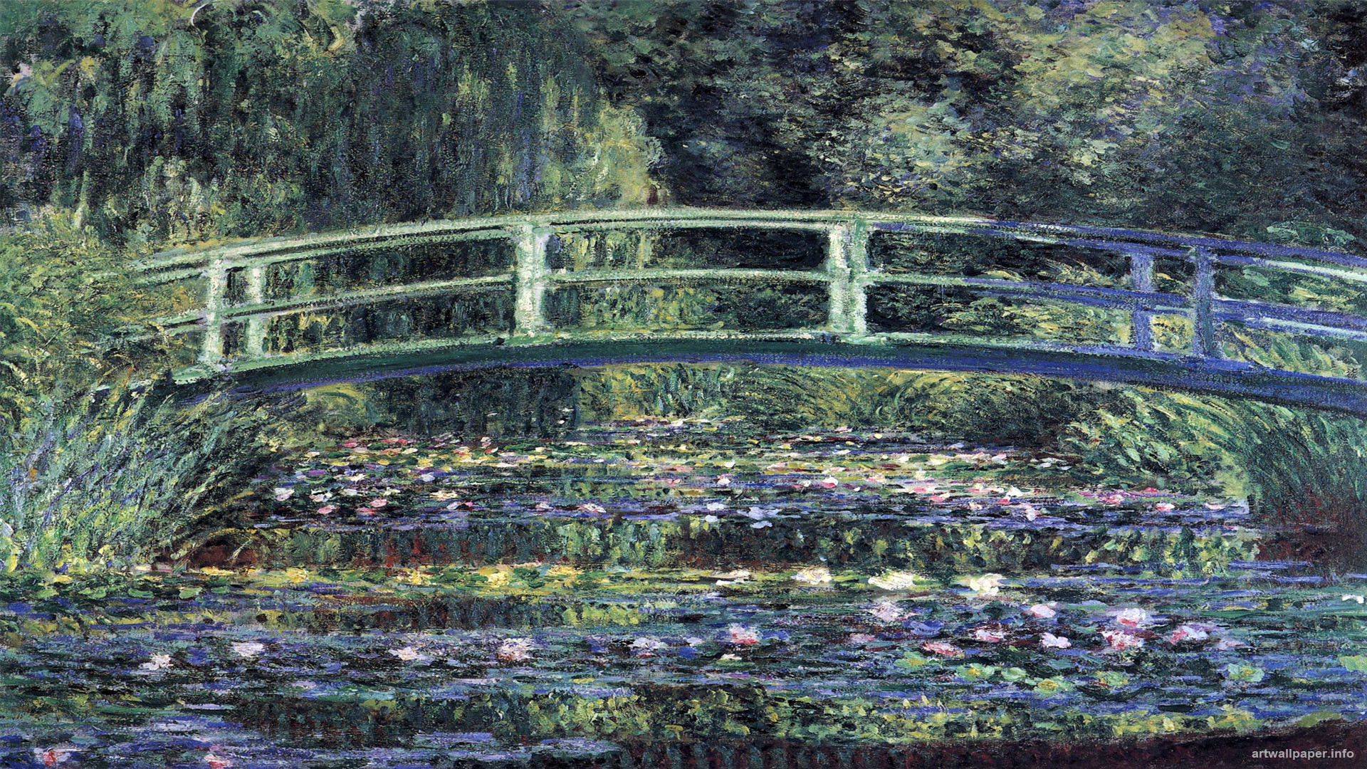 Monet Iphone Wallpapers 40 Images