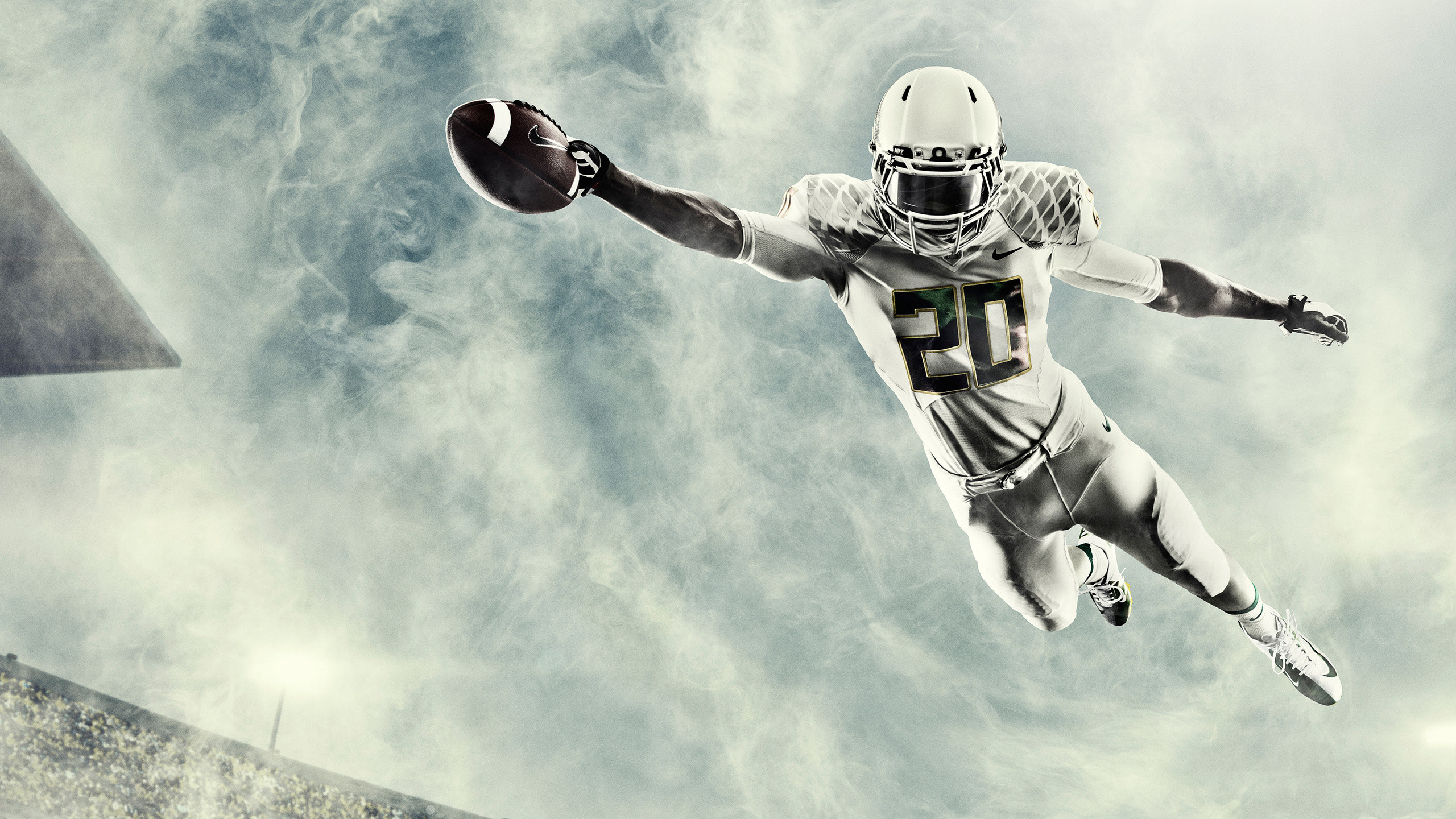 2560x1440  football, oregon ducks football, oregon ducks football .