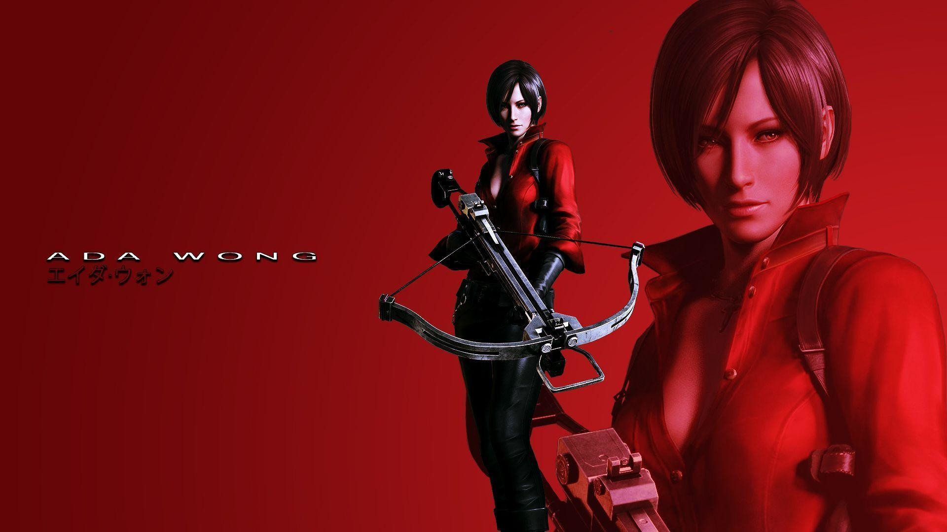 1920x1080 resident evil 6 wallpaper ada wong - WWE Wallpapers