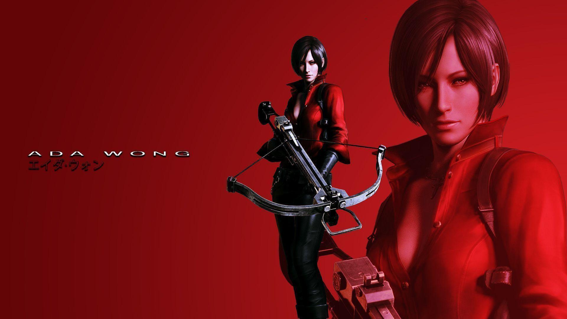 1920x1080 Resident Evil 6 Wallpaper Ada Wong