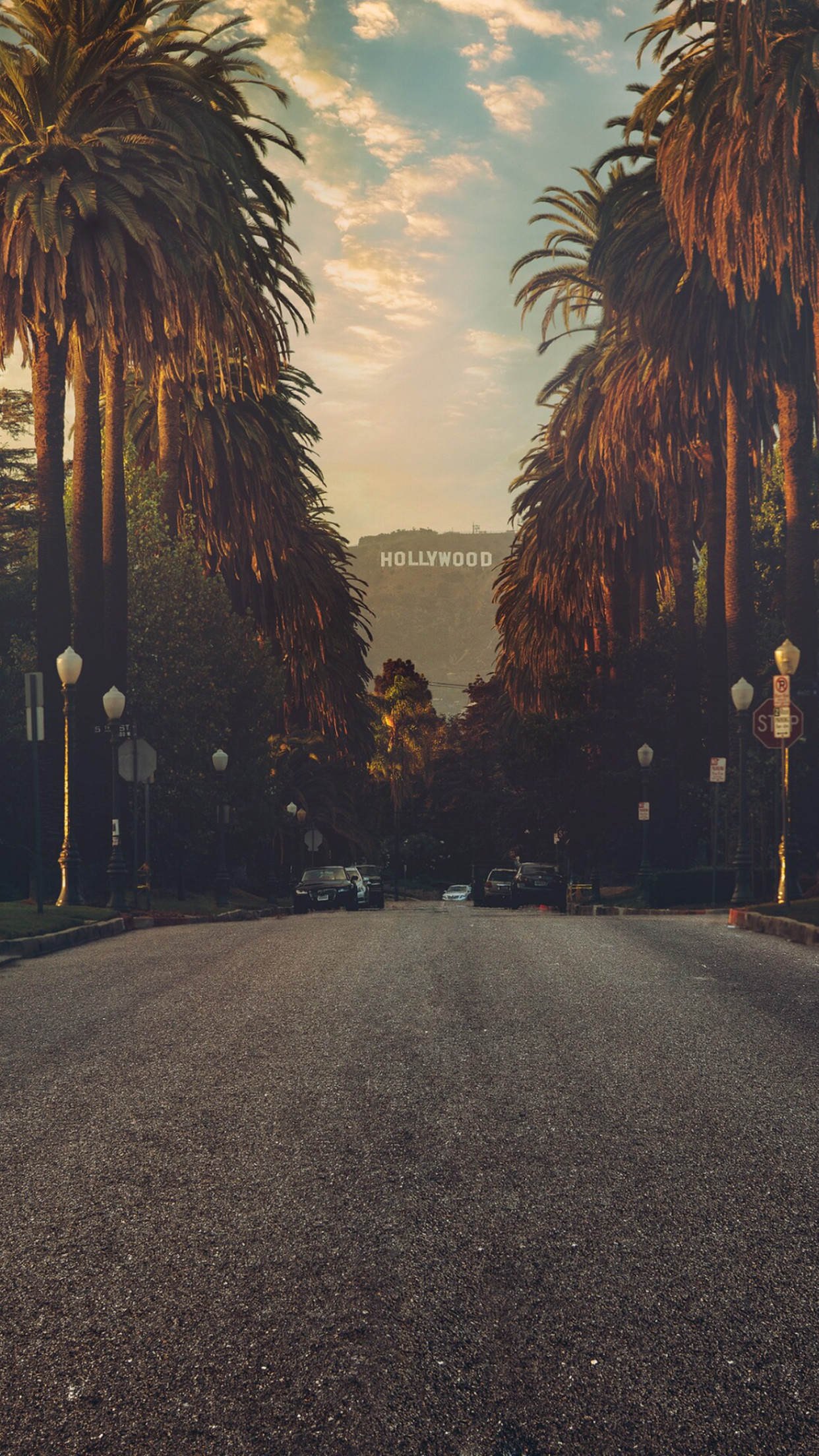 Hollywood Sign Wallpapers 59 Images