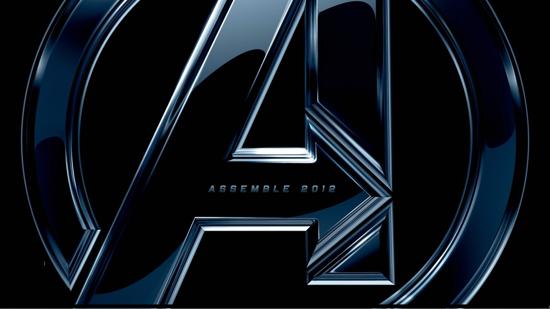 1920x1080 the avengers logo on black background wallpapers hd Wallpaper HD