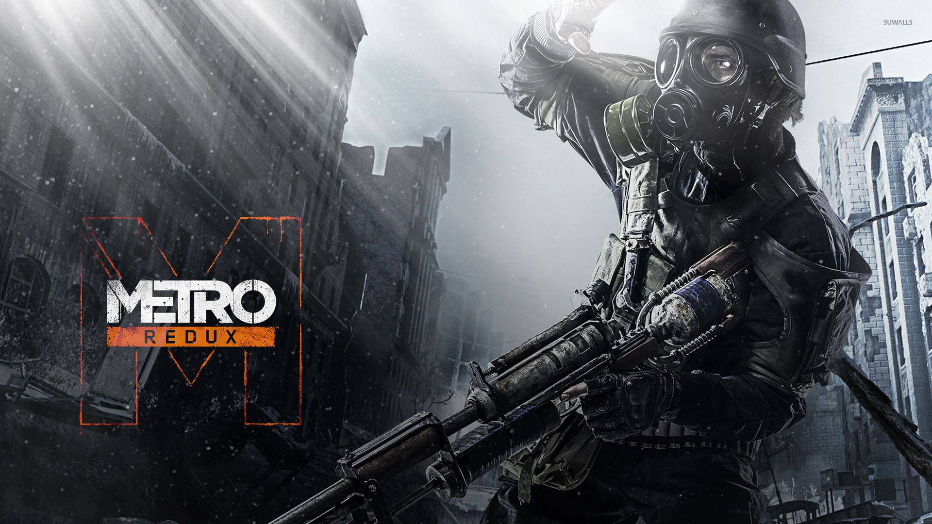 Metro Last Light Wallpapers 80 Images