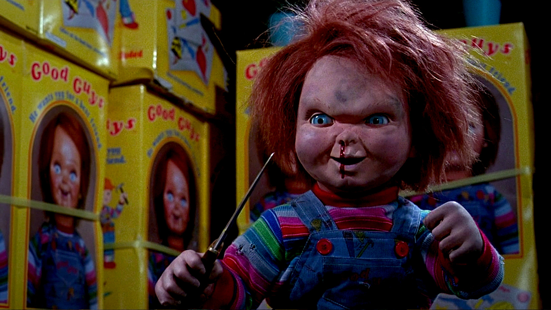 "1920x1080 Chucky's back! ""CULT OF CHUCKY"" details, teaser released!"