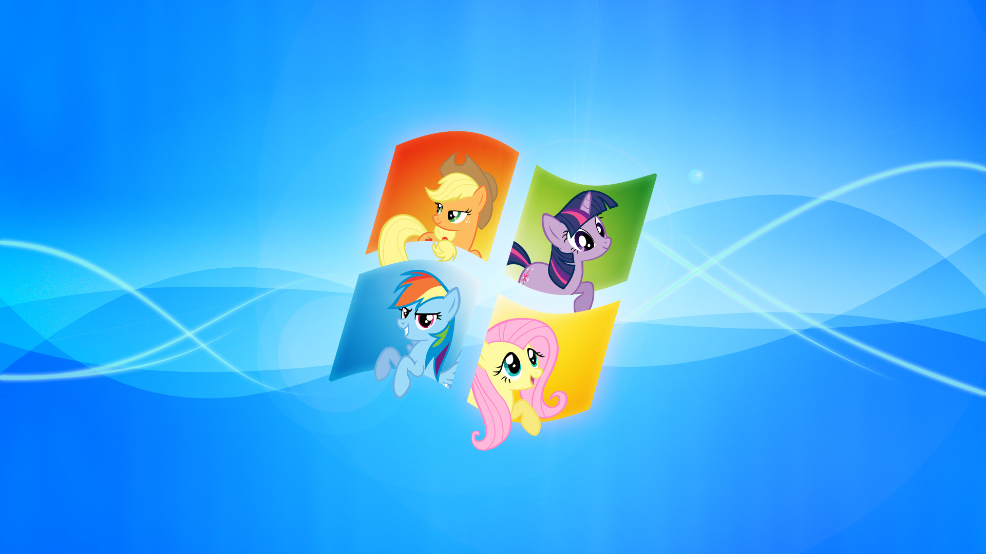 1920x1080 Windows My Little Pony Wallpaper by piranhaplant1 on DeviantArt