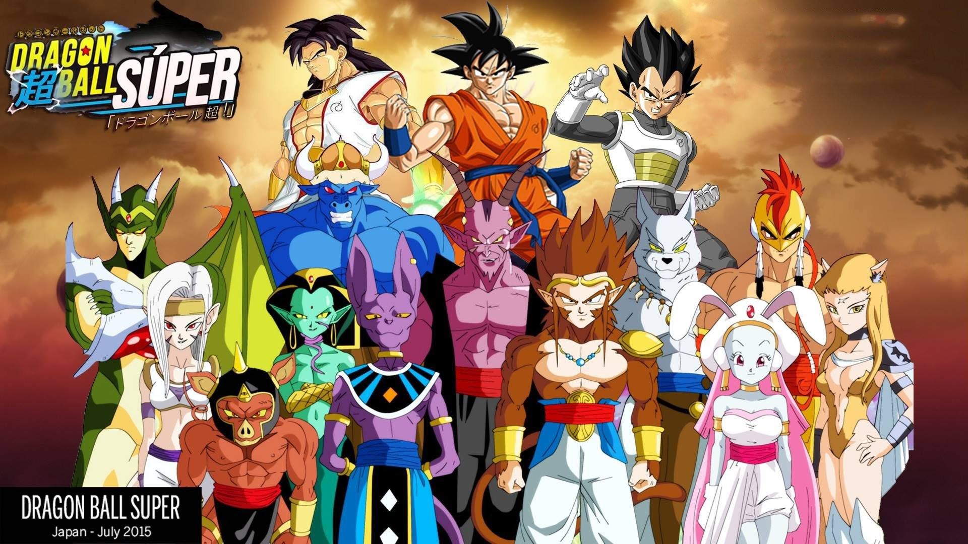 Dragon Ball Super Wallpapers 57 Images