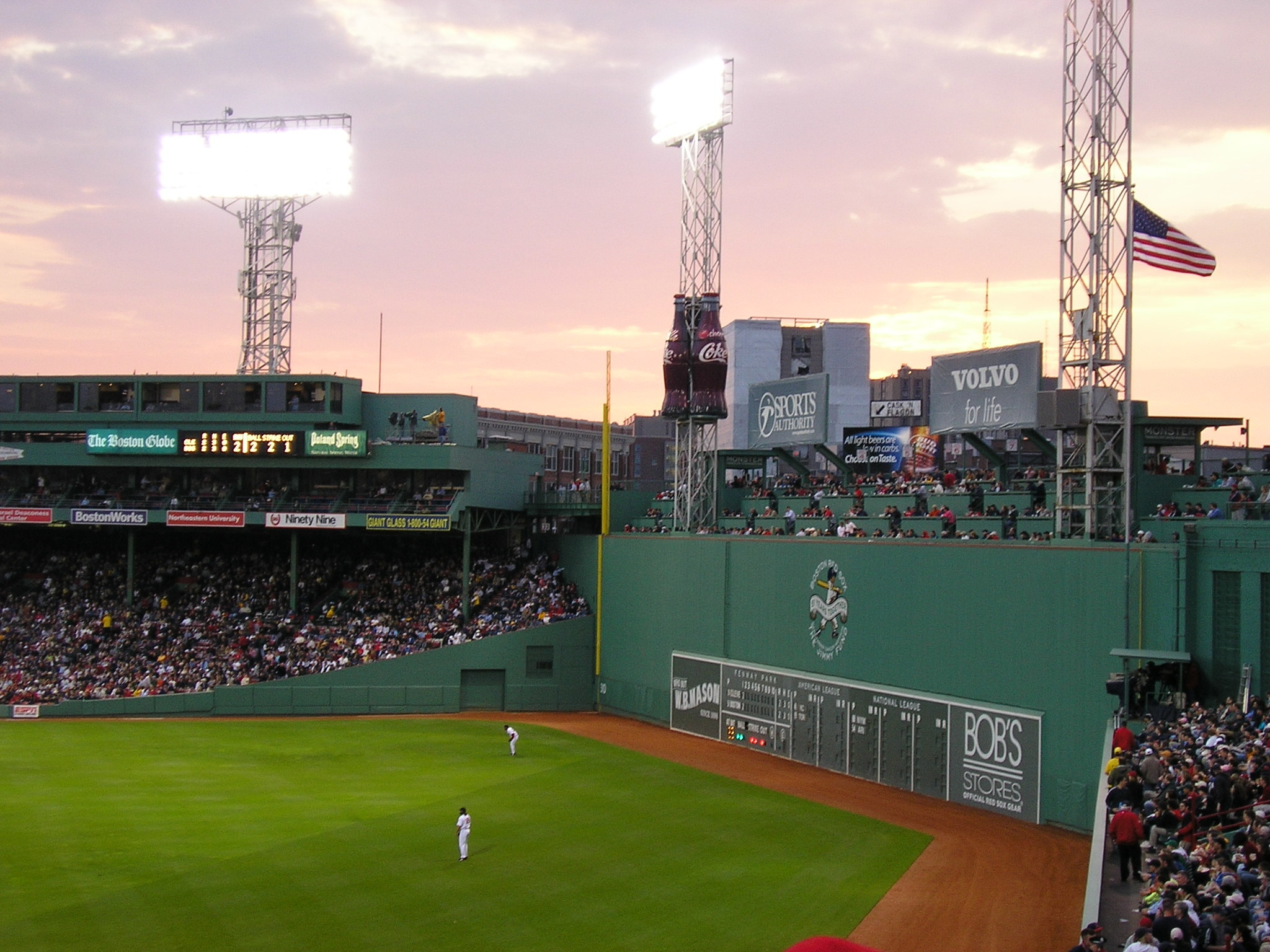 Fenway Park Screensavers And Wallpapers 61 Images