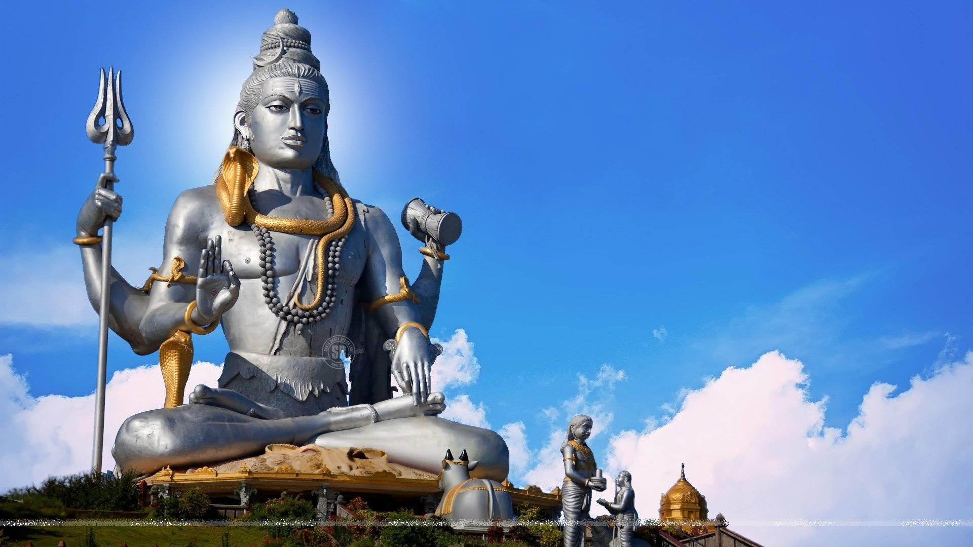 Shiva Wallpaper For Desktop: Hindu God HD Wallpapers 1080p (68+ Images