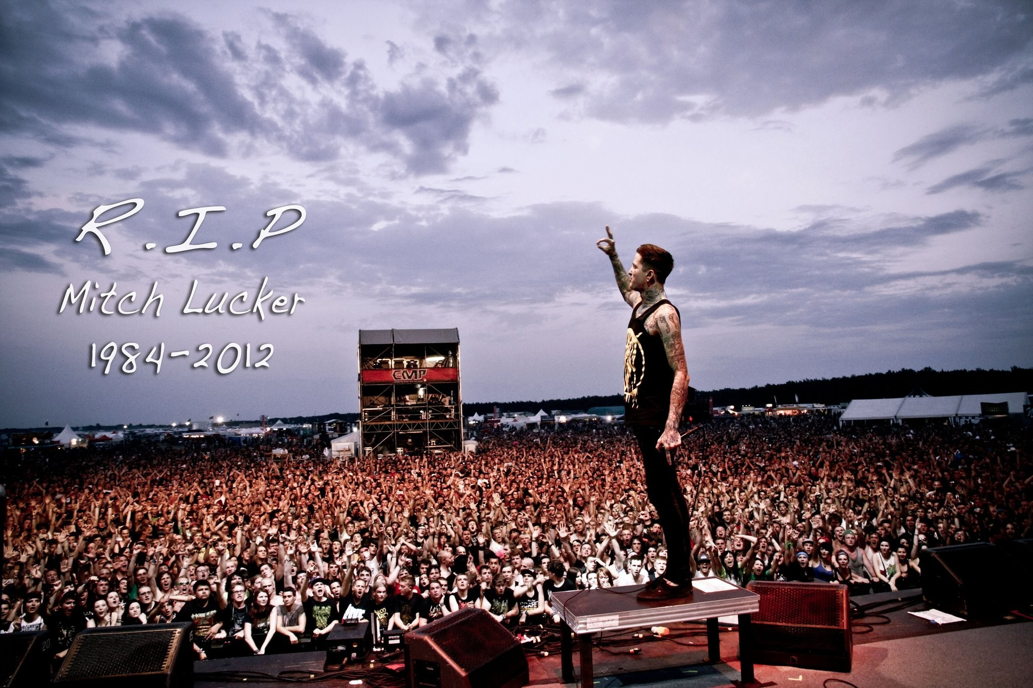2048x1365 People  Deathcore Suicide Silence Mitch Lucker