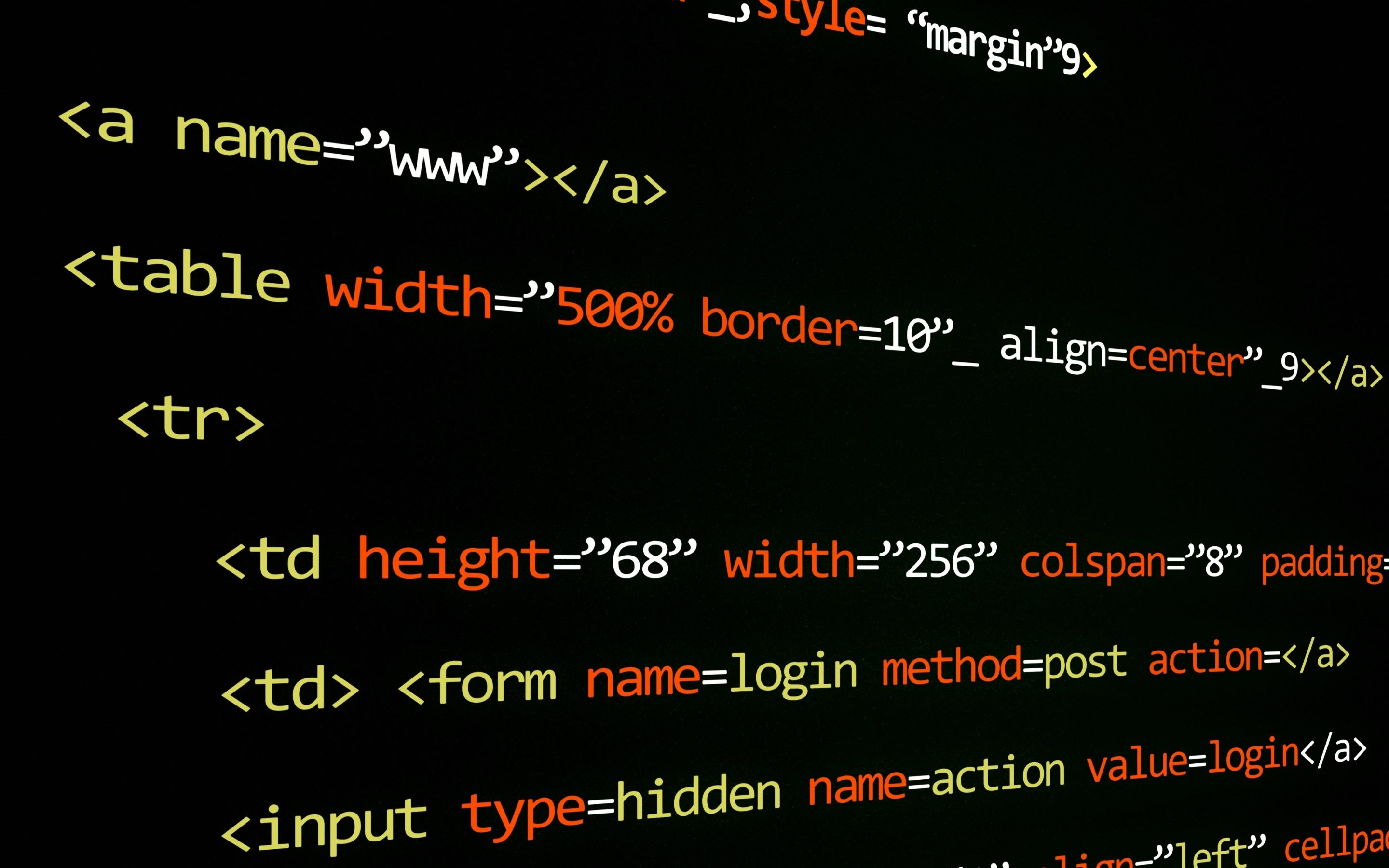 2880x1800 For Web Developers... Coding Wallpaper · HD Wallpapers