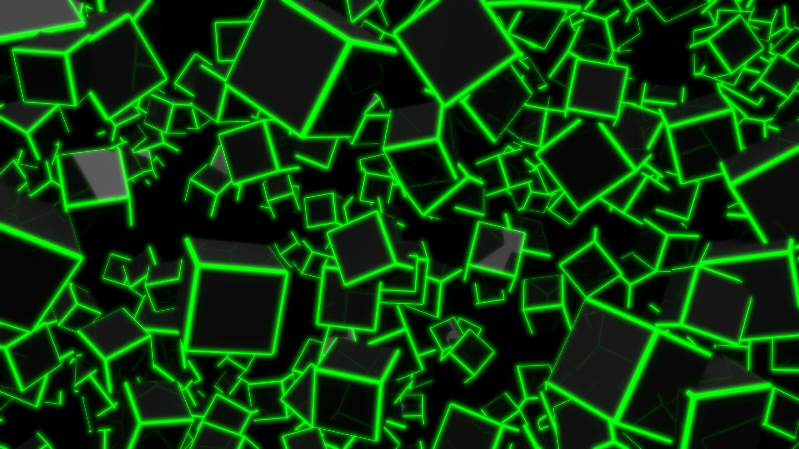 Green Neon Wallpaper (83+ images)