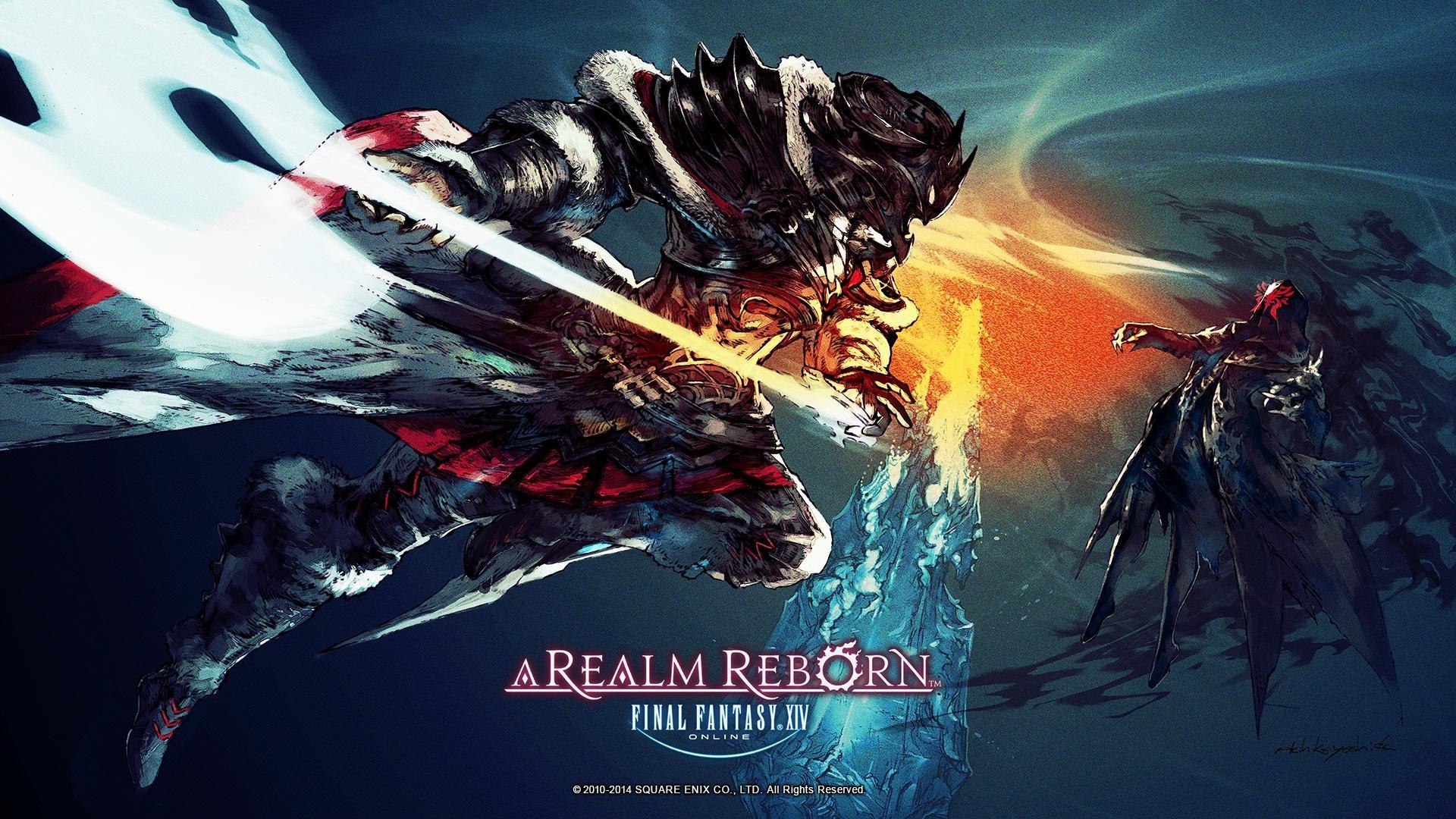 Final Fantasy Xiv A Realm Reborn Fantasy Art Wallpapers: Ffxiv HD Wallpaper (94+ Images