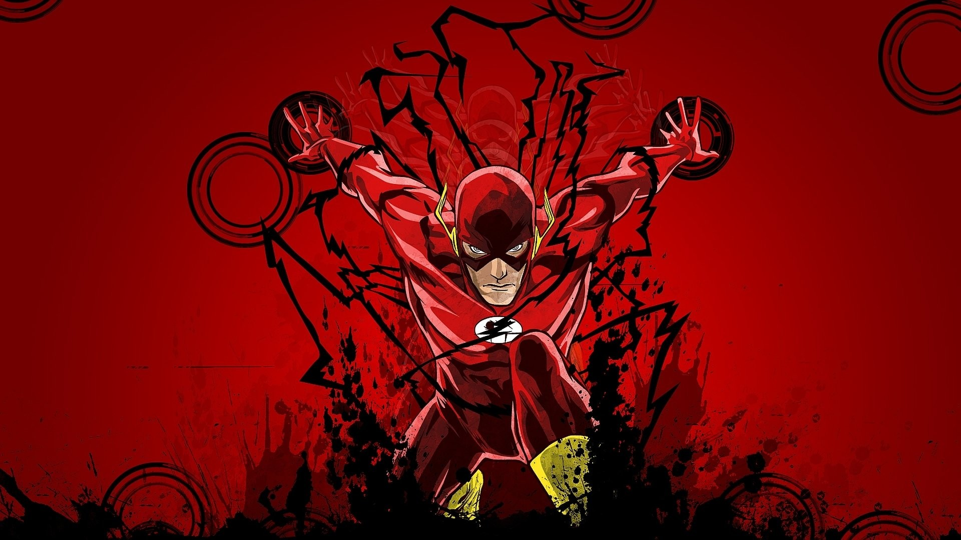 flash superhero wallpaper (66+ images)