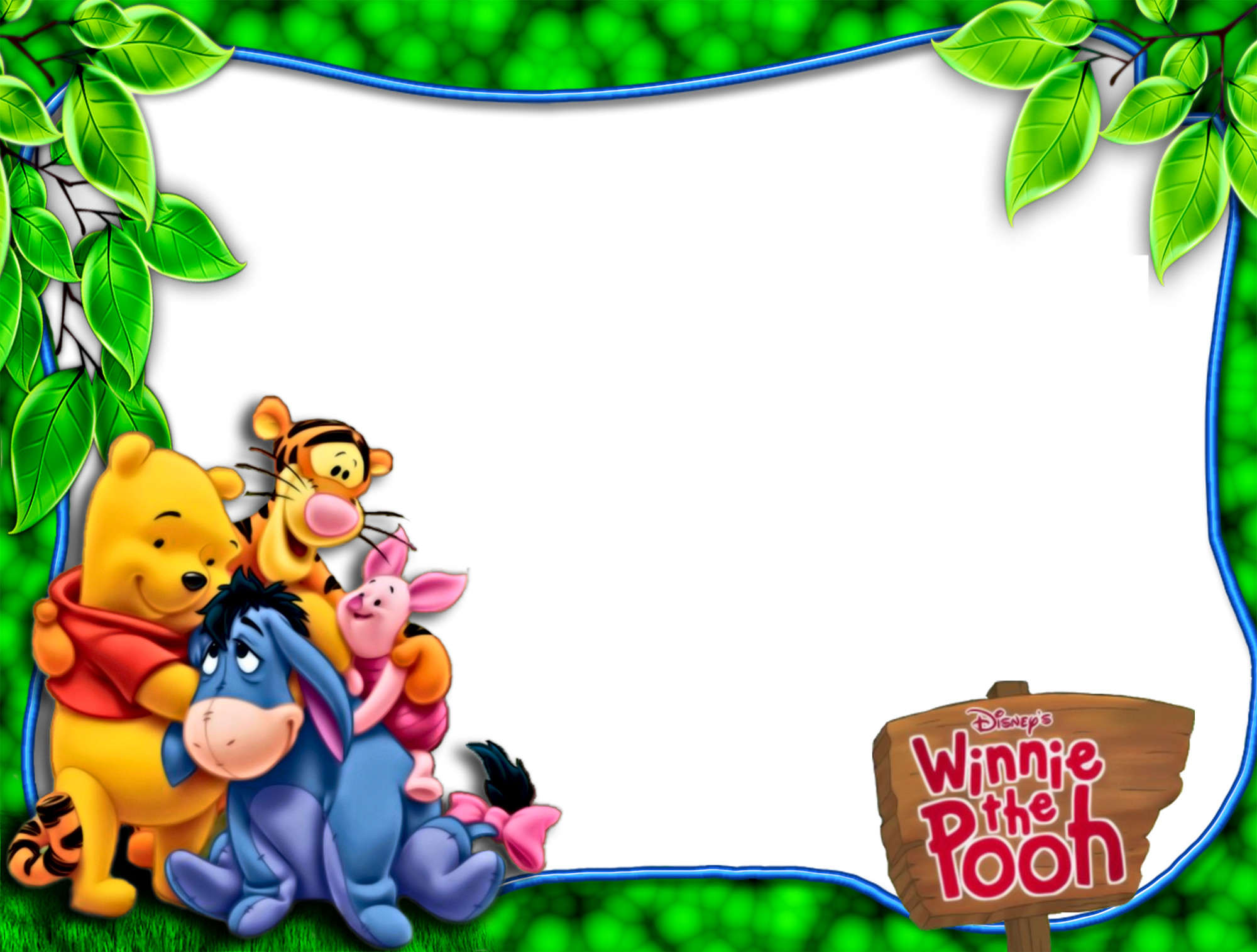 Winnie the pooh easter wallpaper 64 images 1920x1200 winnie the pooh wallpapers hd collage altavistaventures Gallery