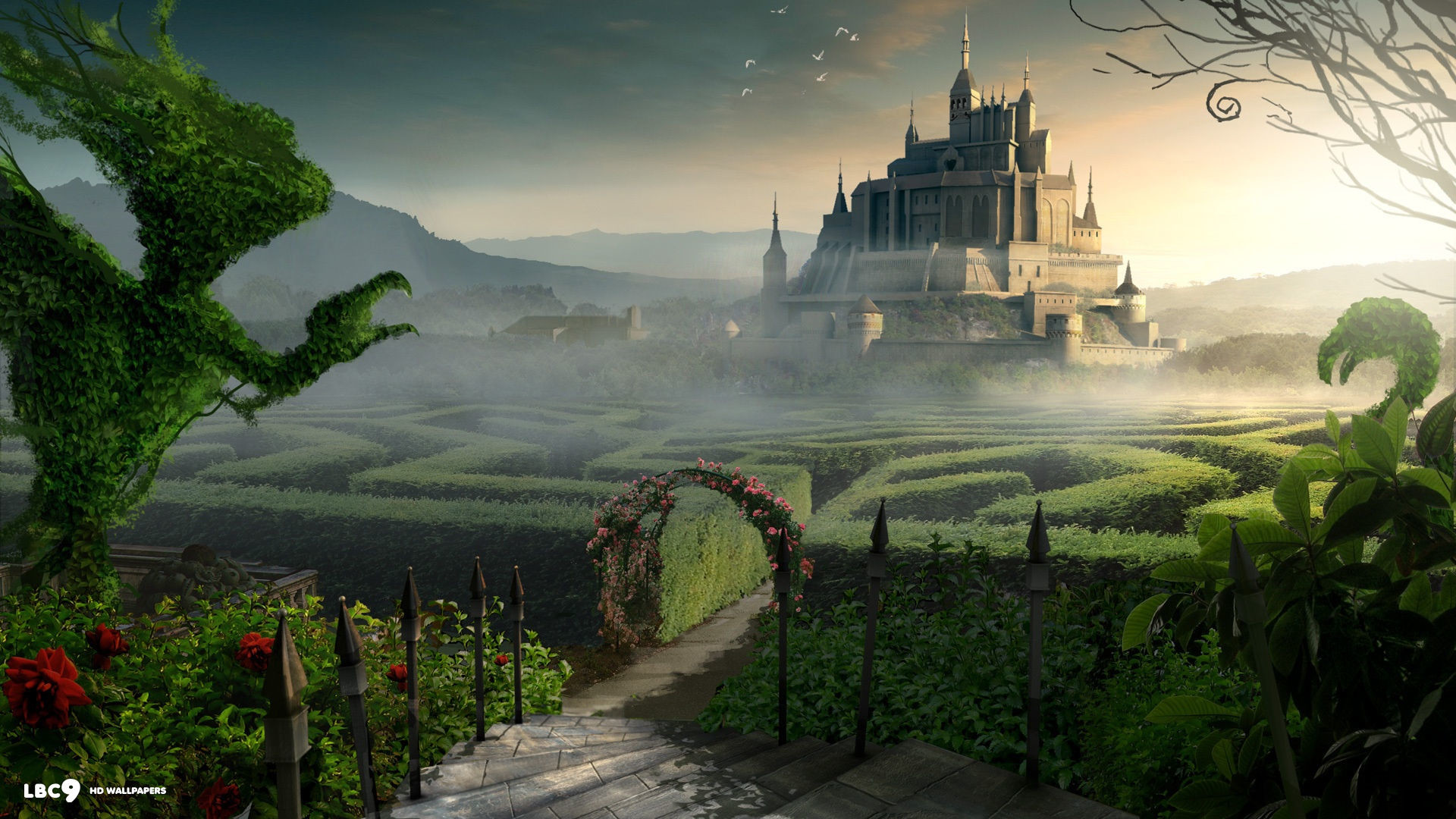 fantasy landscape wallpaper (76+ images)
