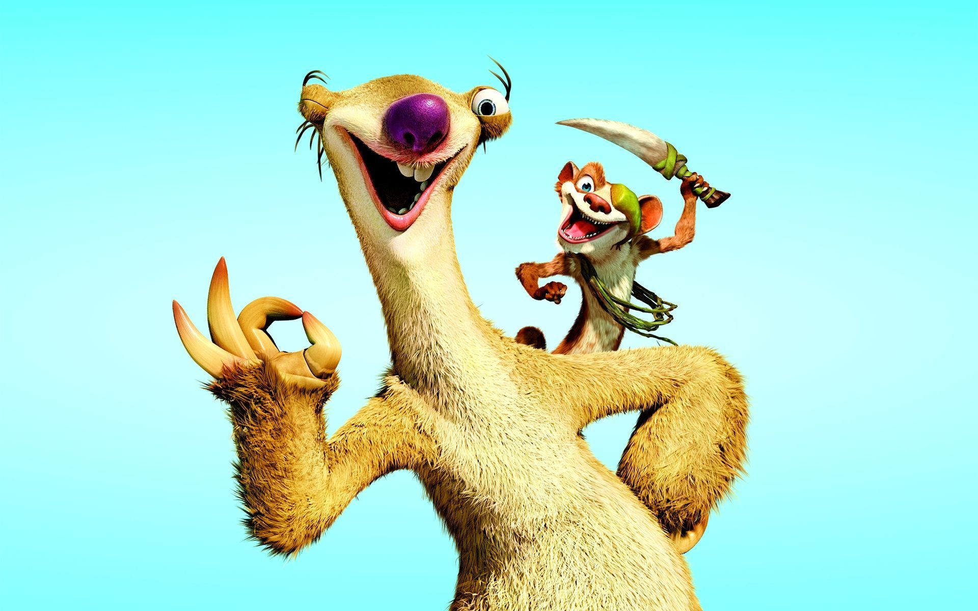 Ice Age Sid Wallpaper (72+ images)