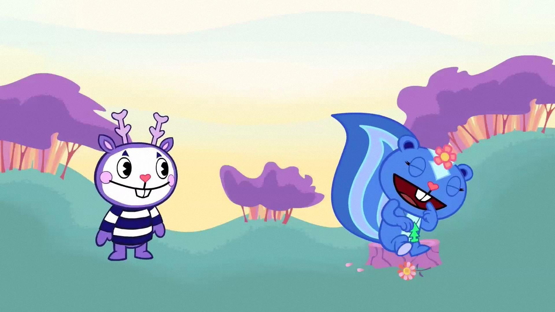 1920x1080 Happy Tree Friends Wallpaper 20 - 1920 X 1080