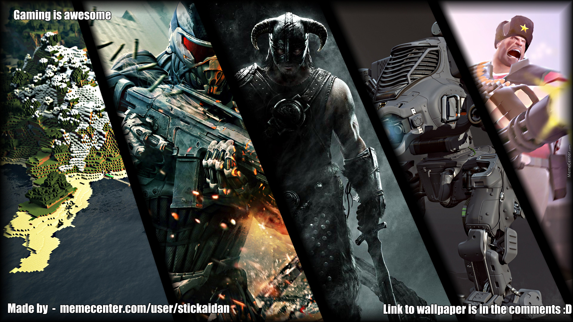 Awesome Video Game Wallpapers: Awesome Gaming Desktop Wallpaper (45+ Images