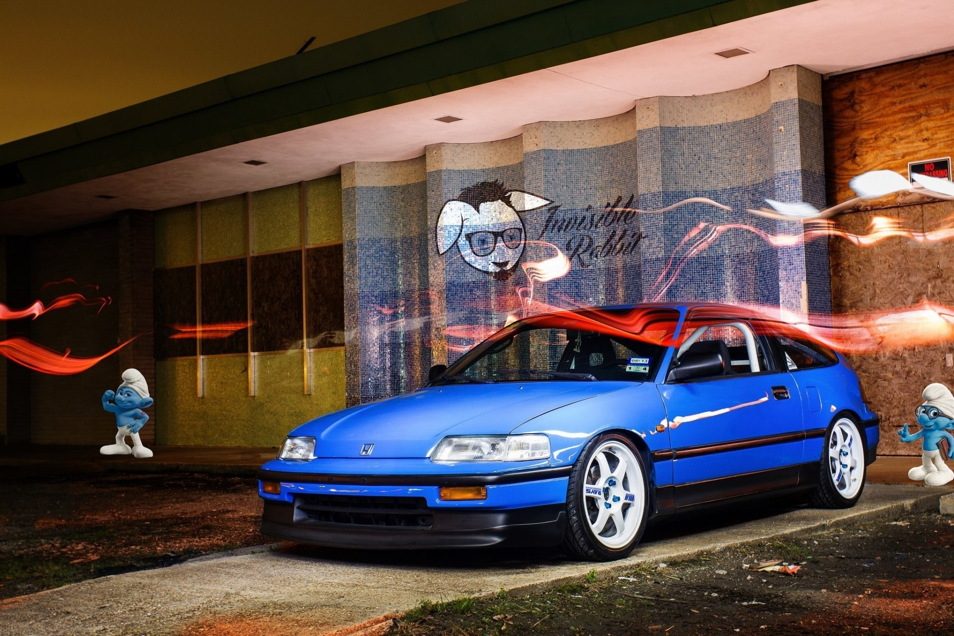 1920x1280 honda civic crx tuning sport blue jdm japan low stance coupe honda tuning