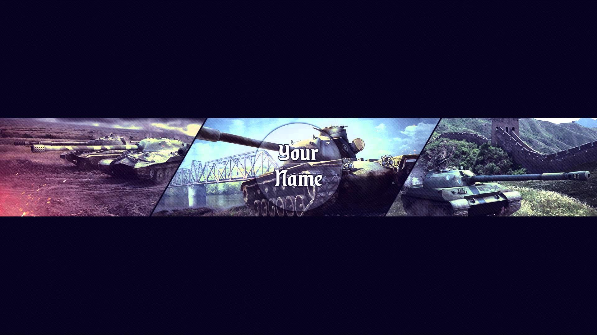 2048x1152 how to make an awesome youtube banner photoshop cs6 youtube intended for cool banners
