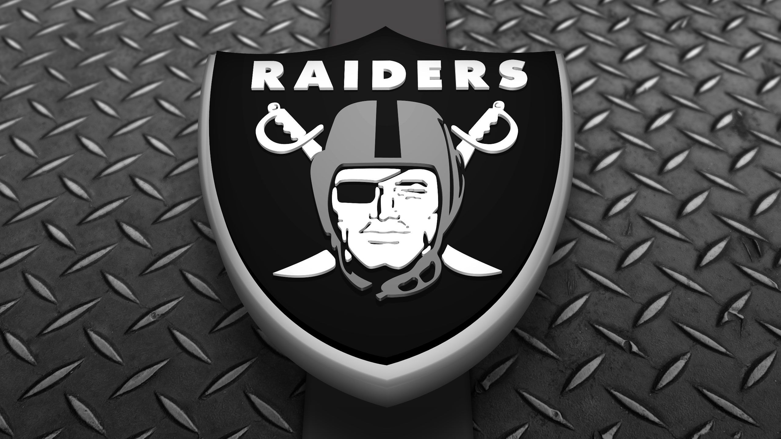 2560x1440 Oakland Raiders Wallpapers