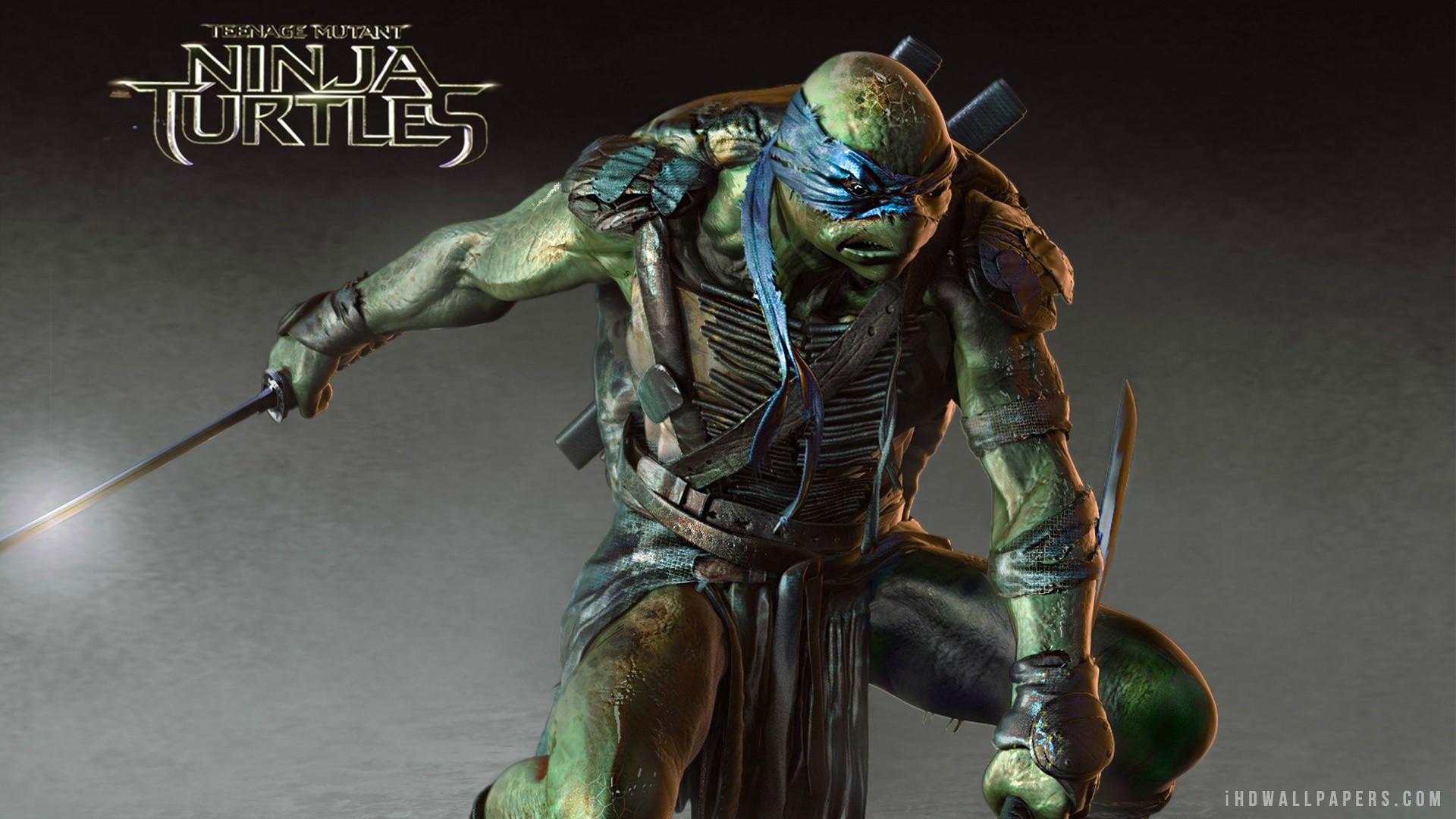 Leonardo Teenage Mutant Ninja Turtles Wallpapers Free Desktop