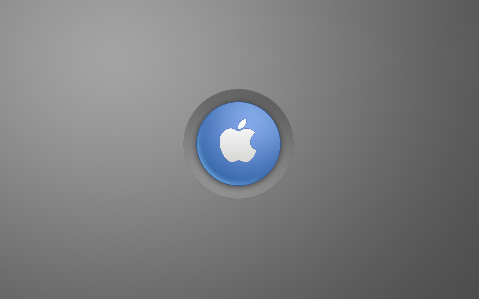 1920x1200 Apple Dark Blue