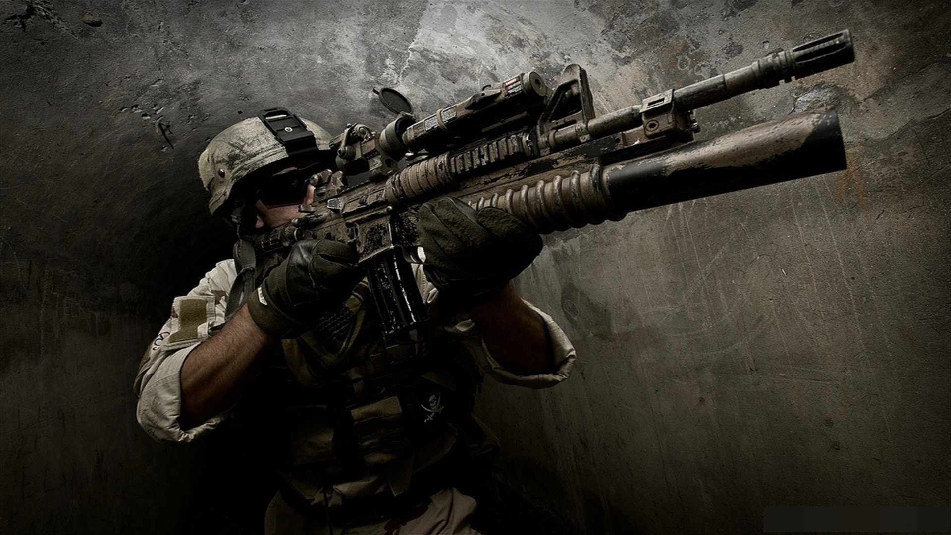 1920x1200 Preview Sniper Wallpaper