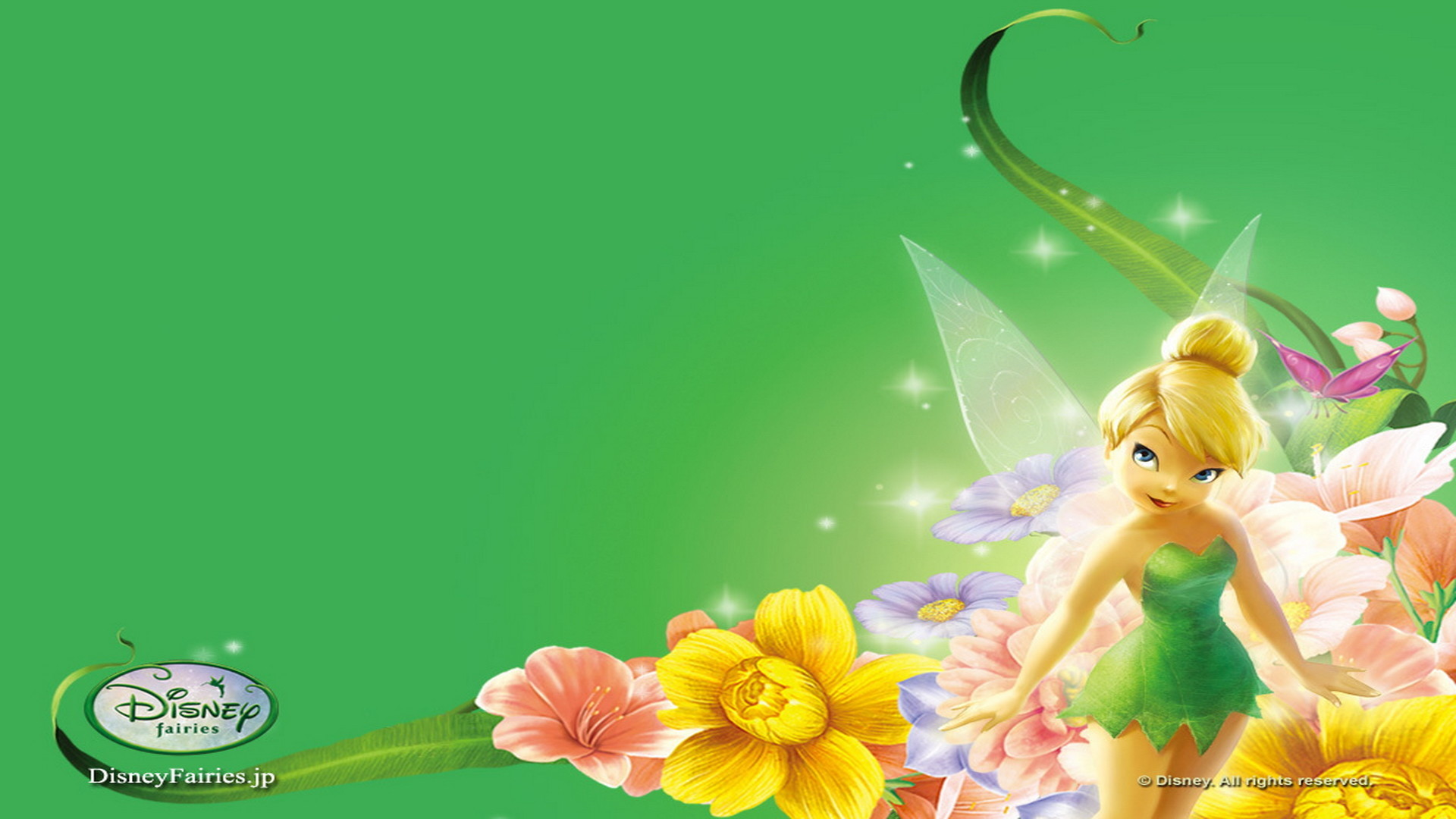 1920x1080  Tinker Bell and the Lost Treasure images tink HD wallpaper and  background photos