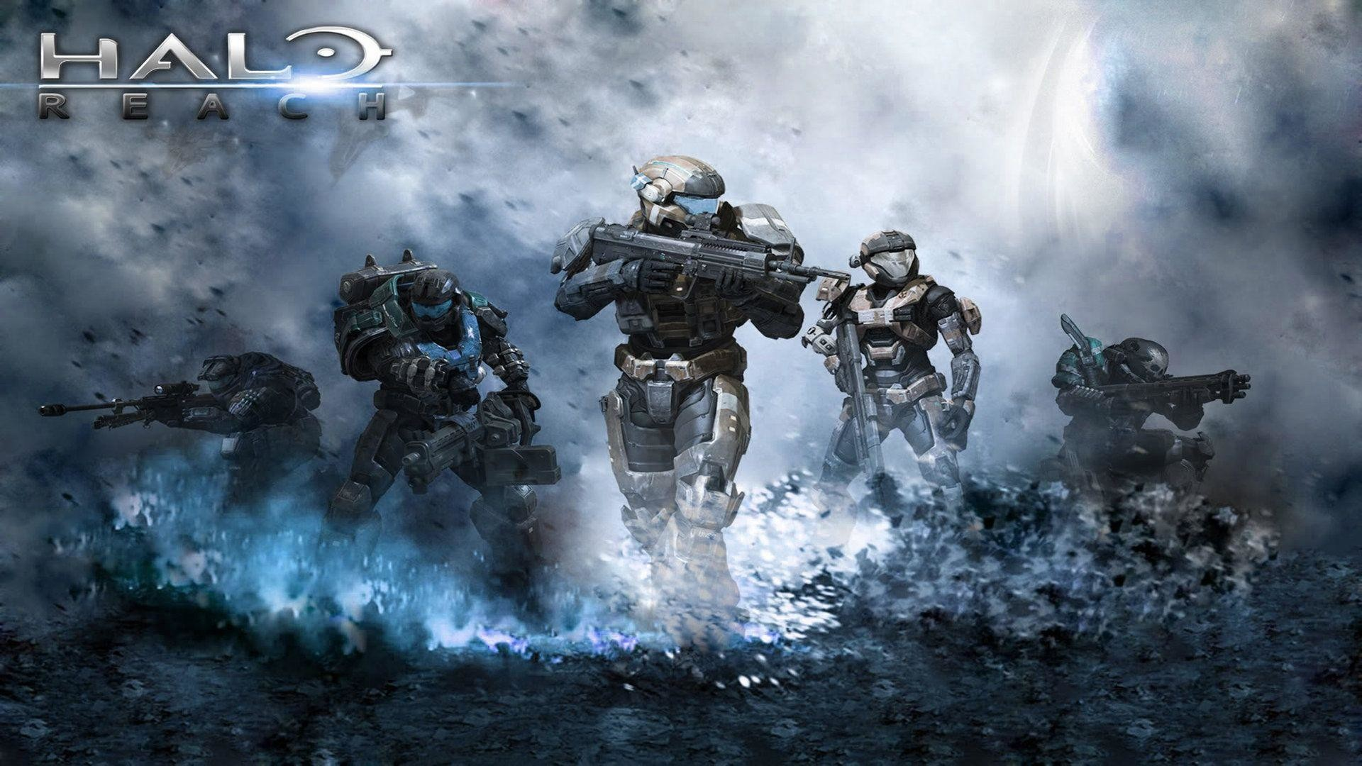1920x1080 Wallpapers For > Halo Reach Wallpaper Hd 1080p