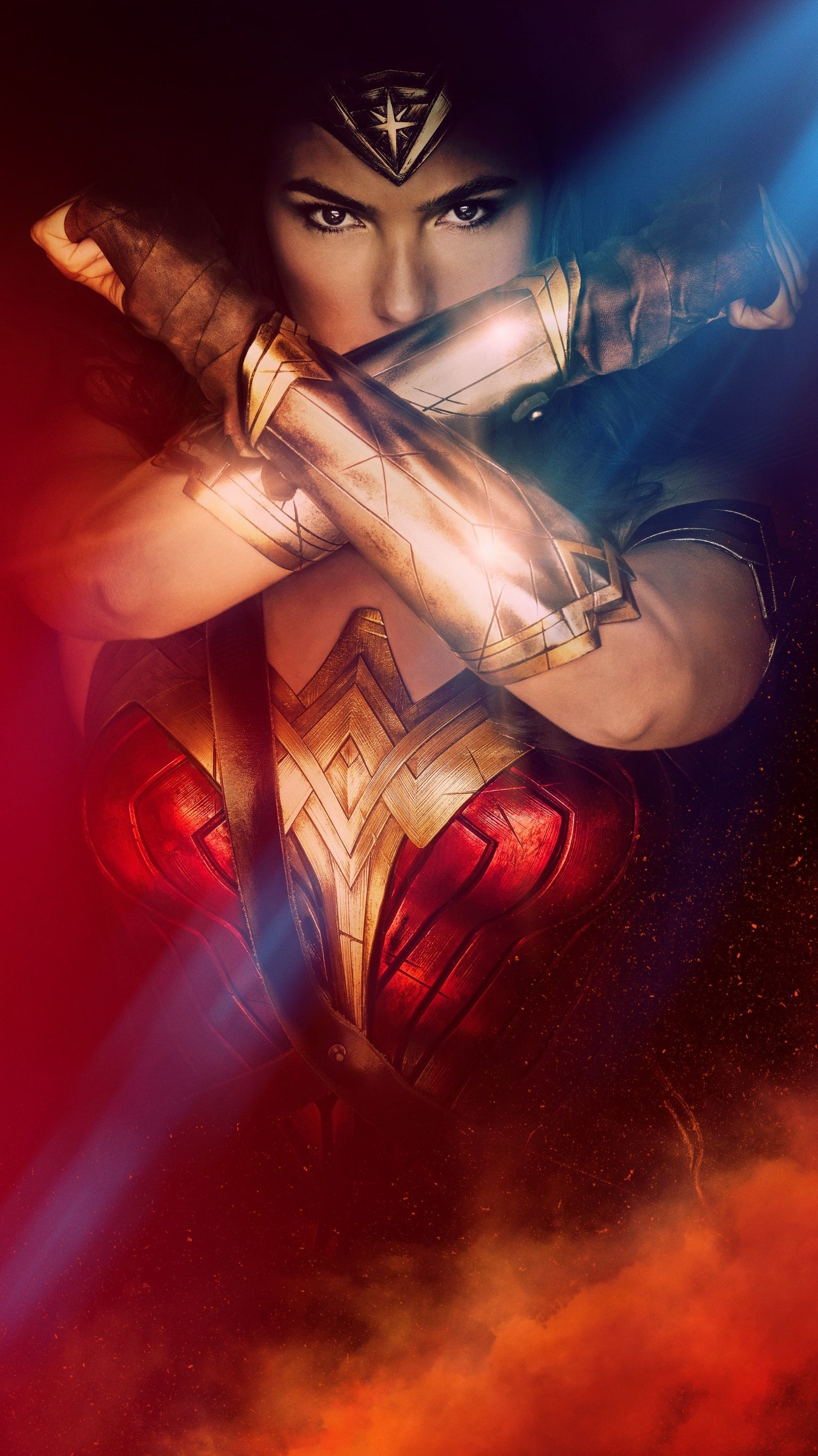 1536x2732 Wonder Woman (2017) Phone Wallpaper | Moviemania