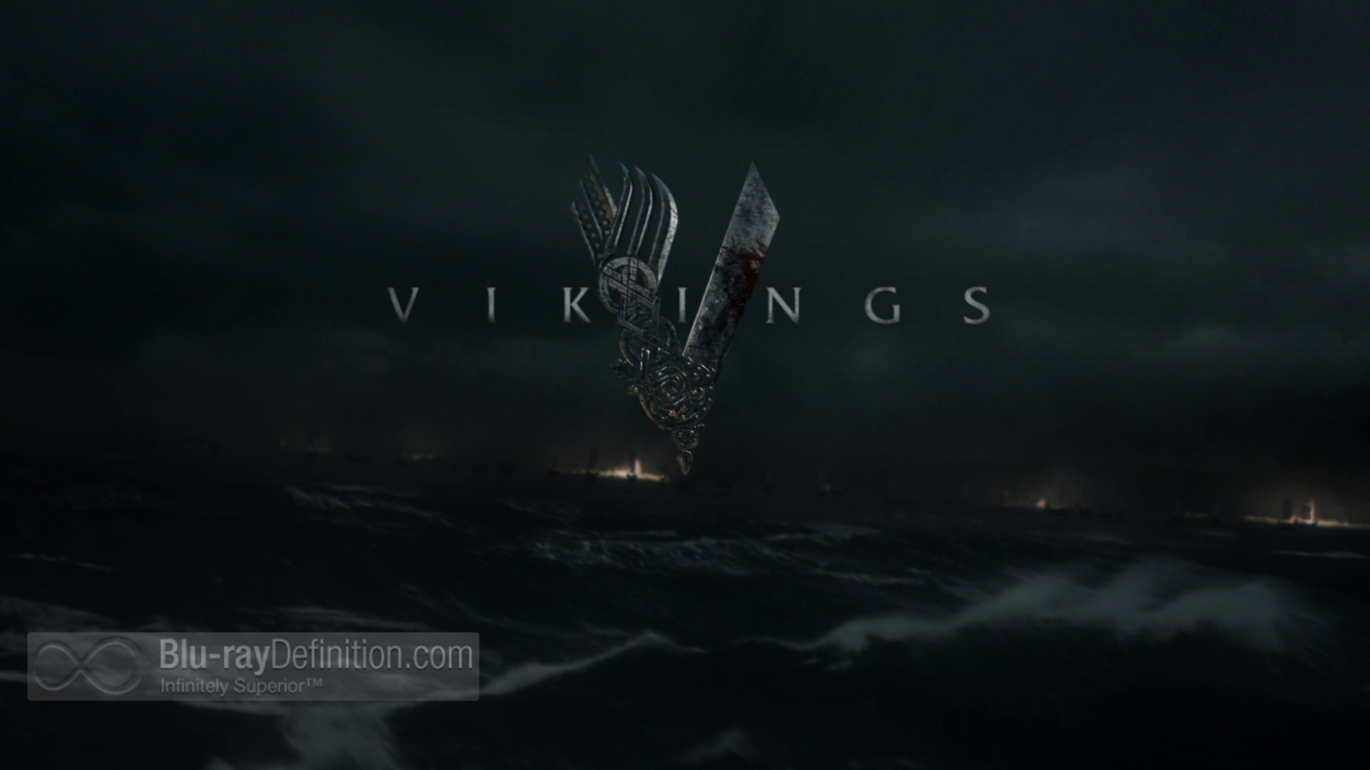 1920x1080 Vikings: The Complete First Season Blu-ray Review