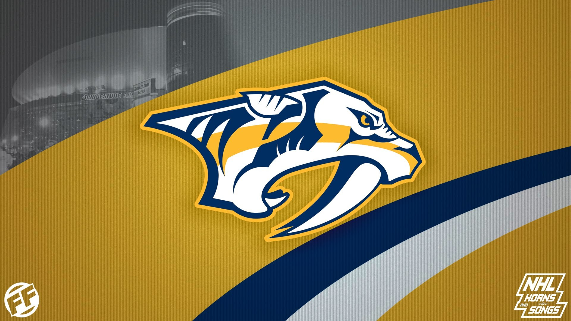 1920x1080 Wallpaper OF Nashville Predators
