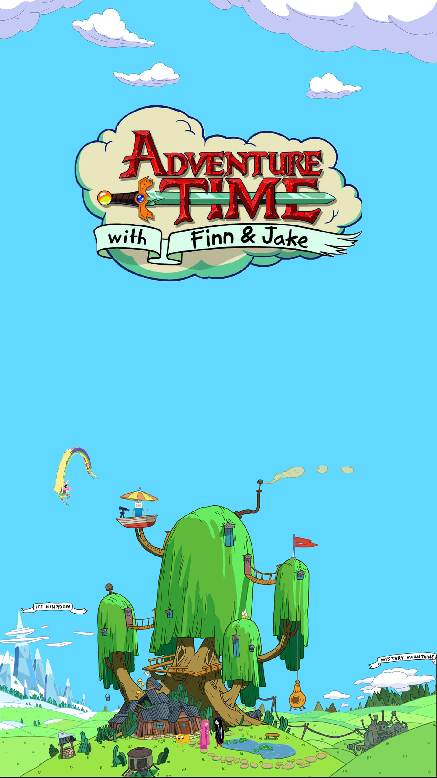 Adventure Time Wallpaper 72 Images