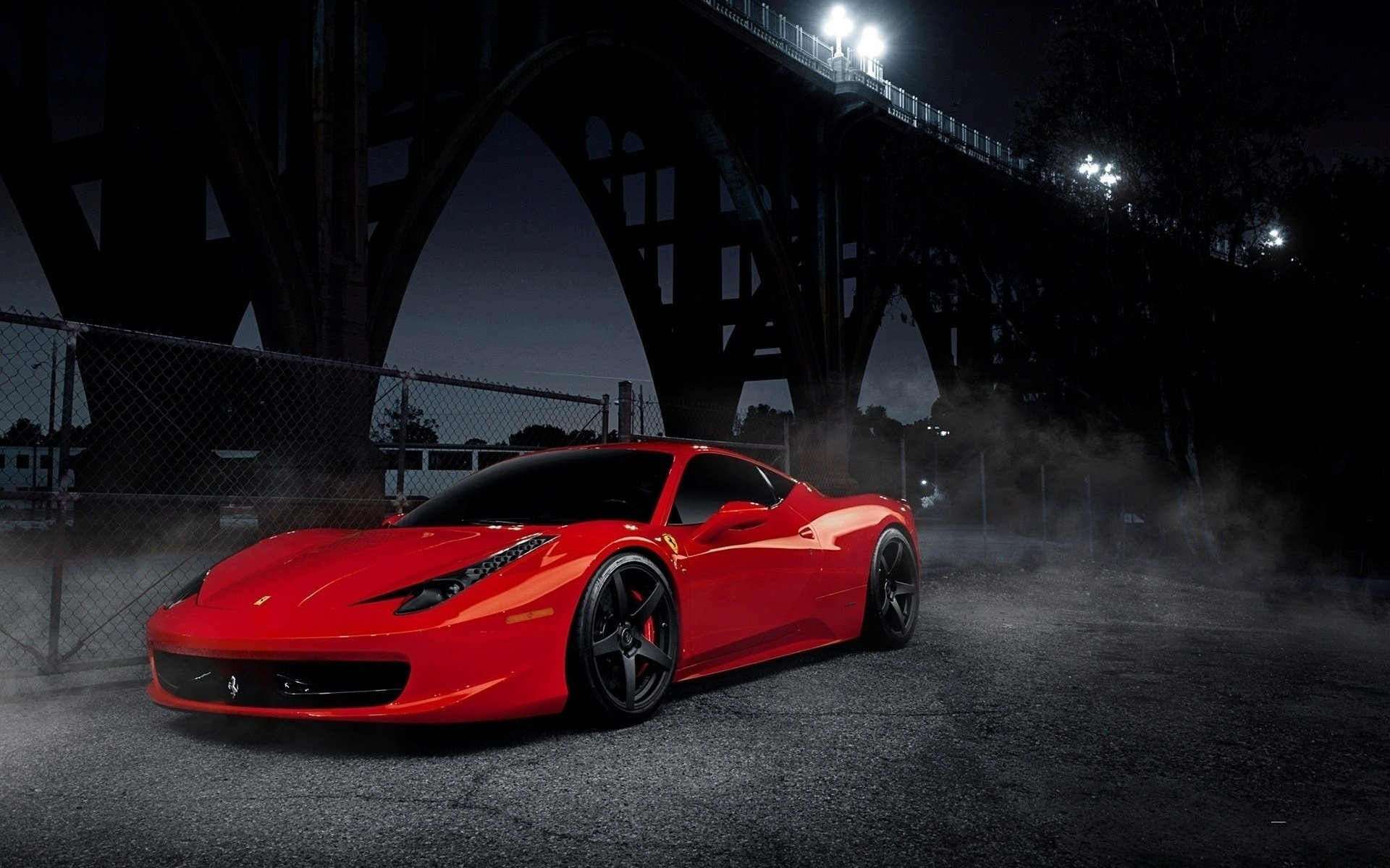 1920x1200 Vehicles - Ferrari 458 Italia Wallpaper