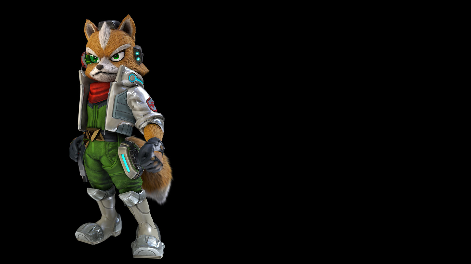 1920x1080 Fox's new design, taken from Nintendo's website. Thoughts?